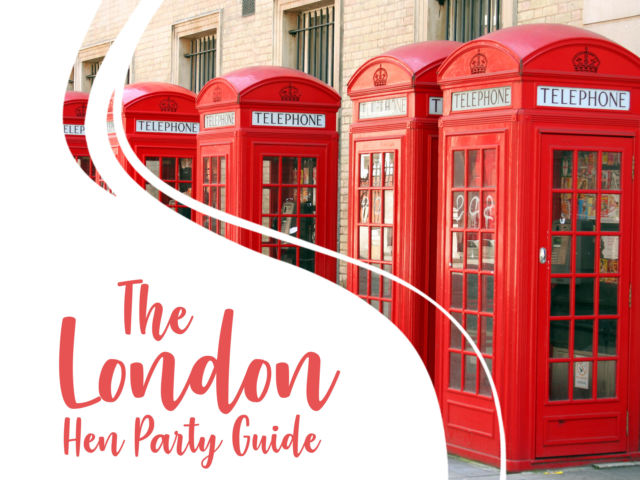 The London Hen Party Guide