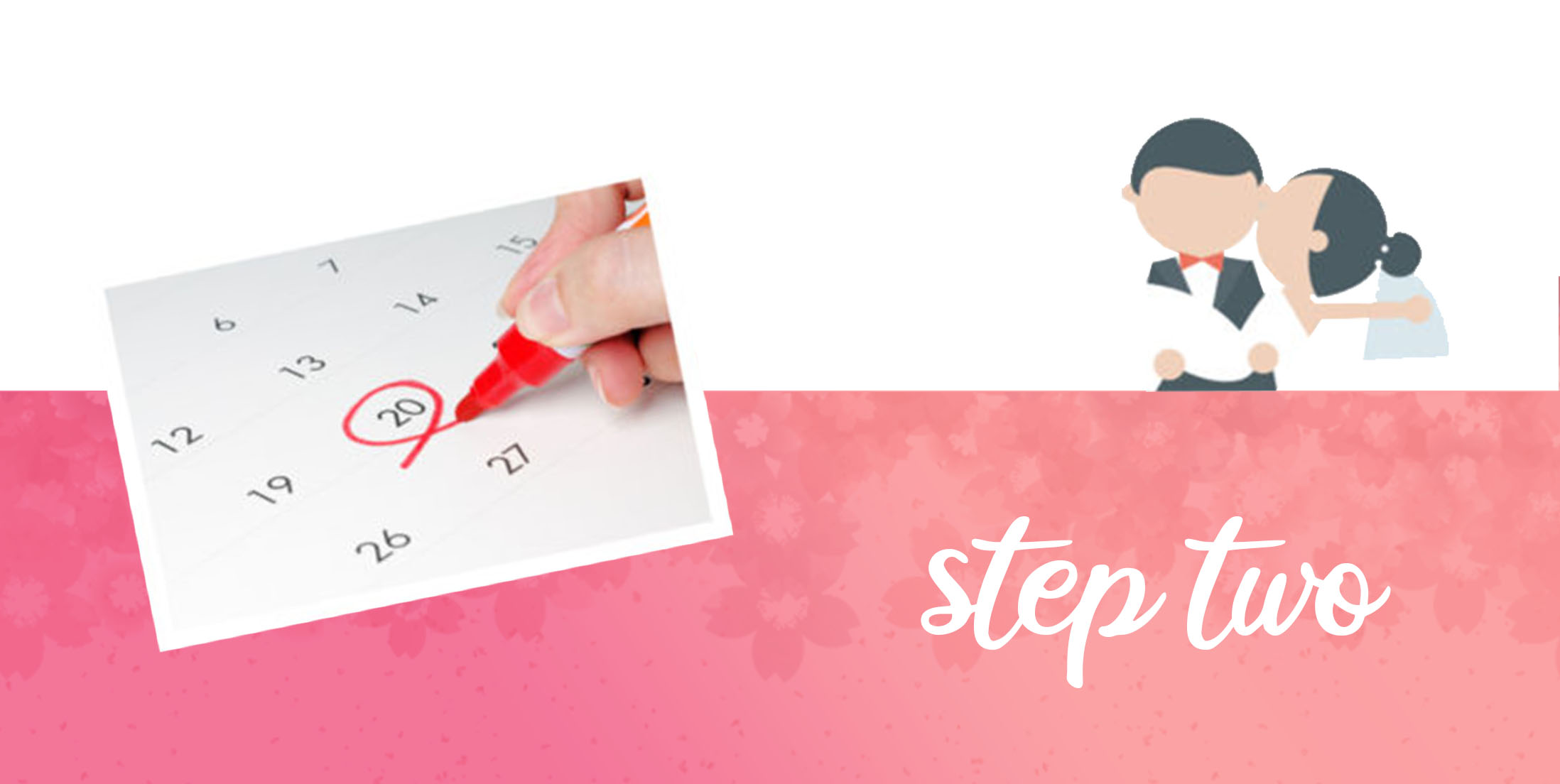 Top Tips for the Newly Engaged - Step 2