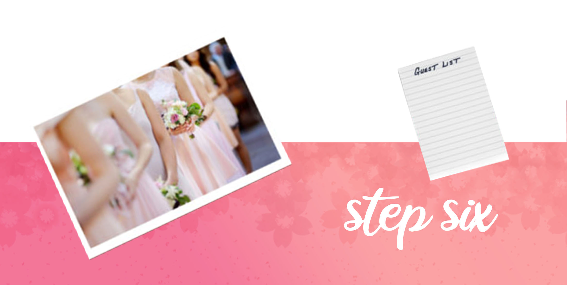 Top Tips for the Newly Engaged - Step 7