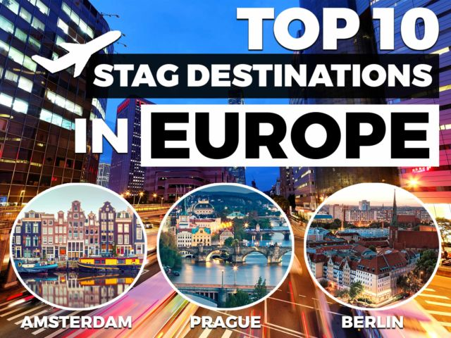 10 Best Stag Destinations Abroad