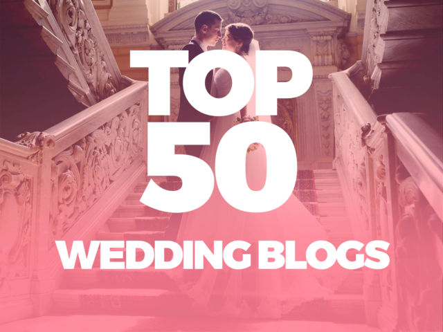 Top 50 Wedding Blogs