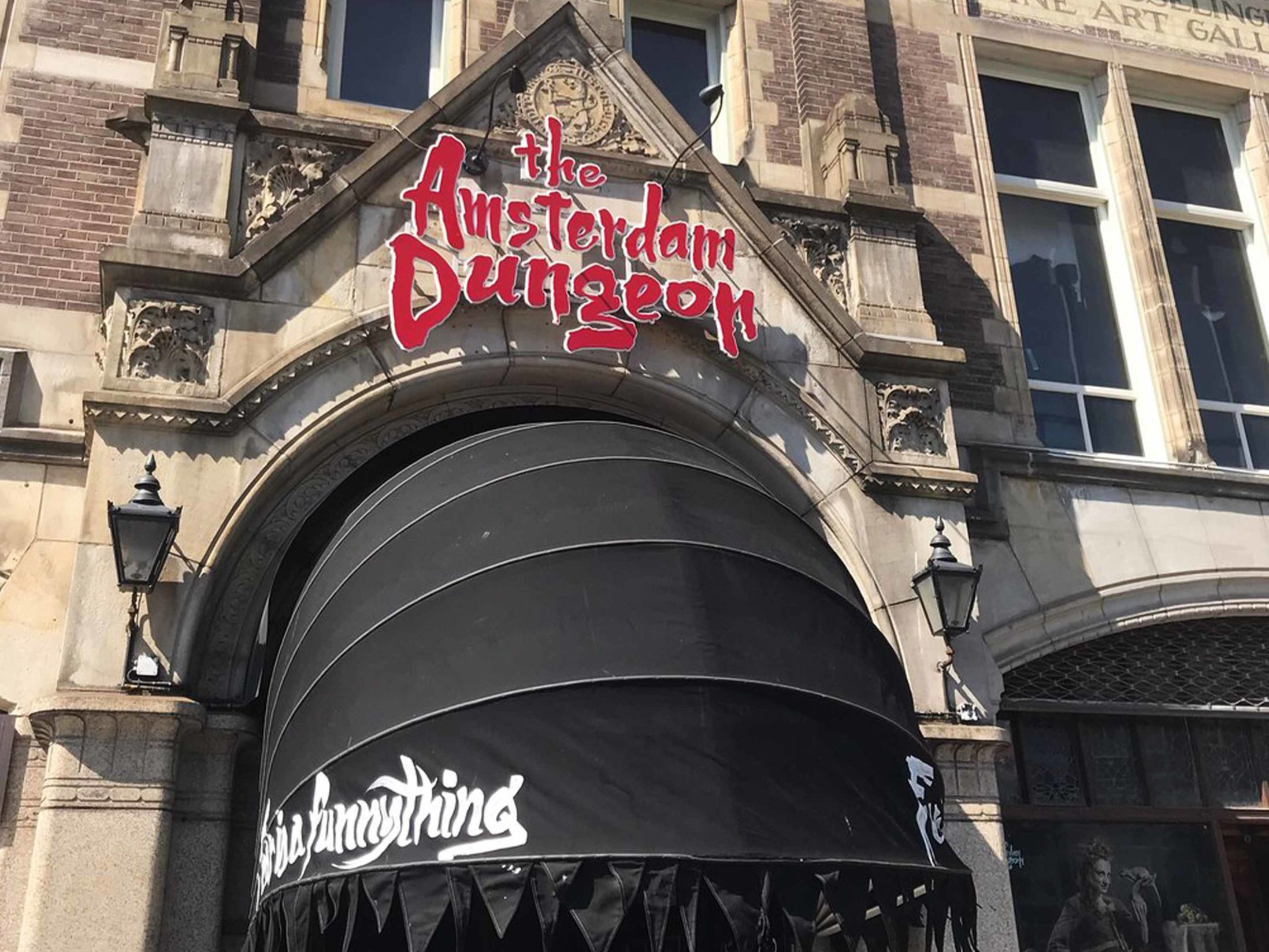 Top Attractions in Amsterdam - Amsterdam Dungeons