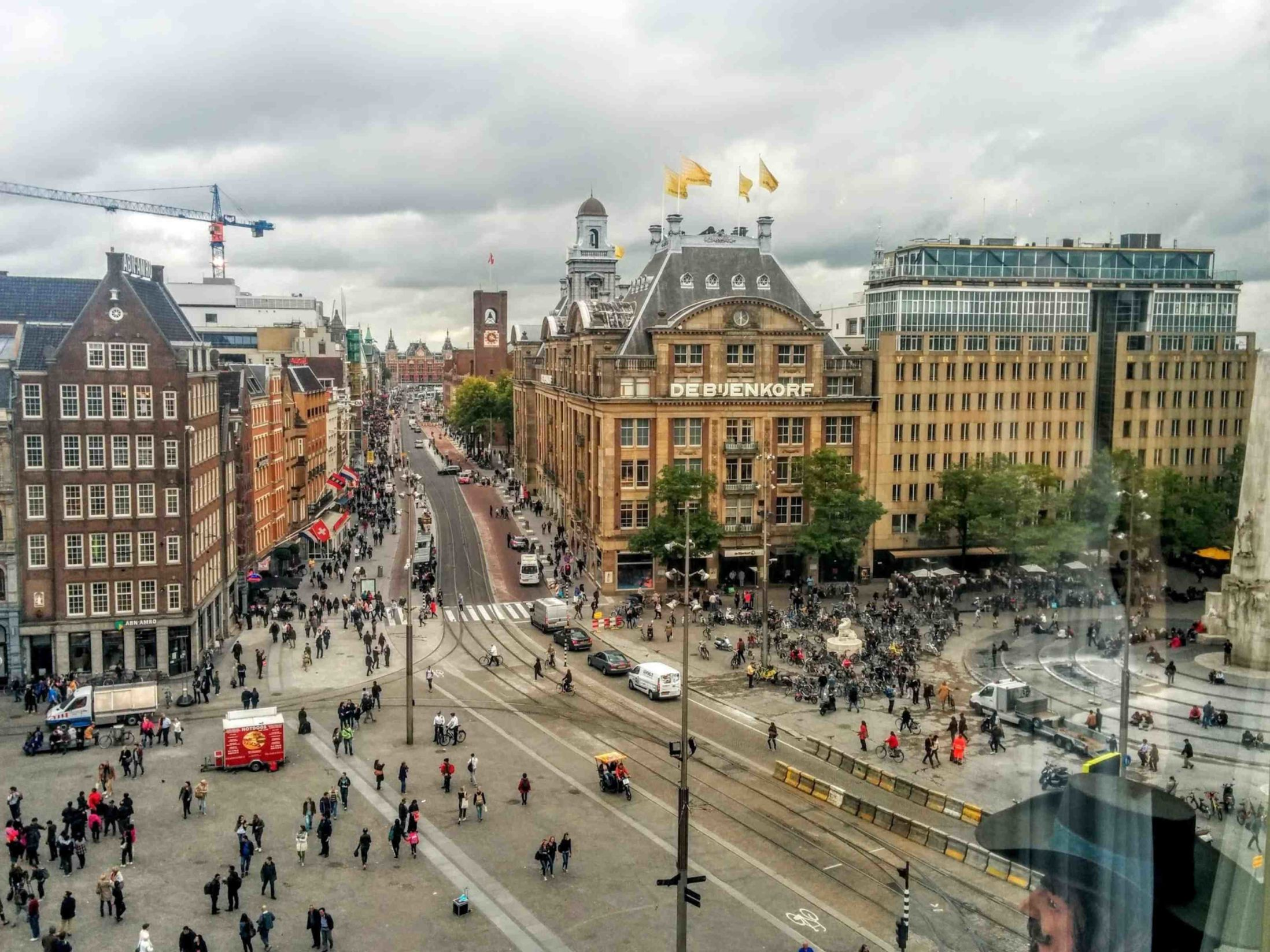 Top Attractions in Amsterdam - Dam Square