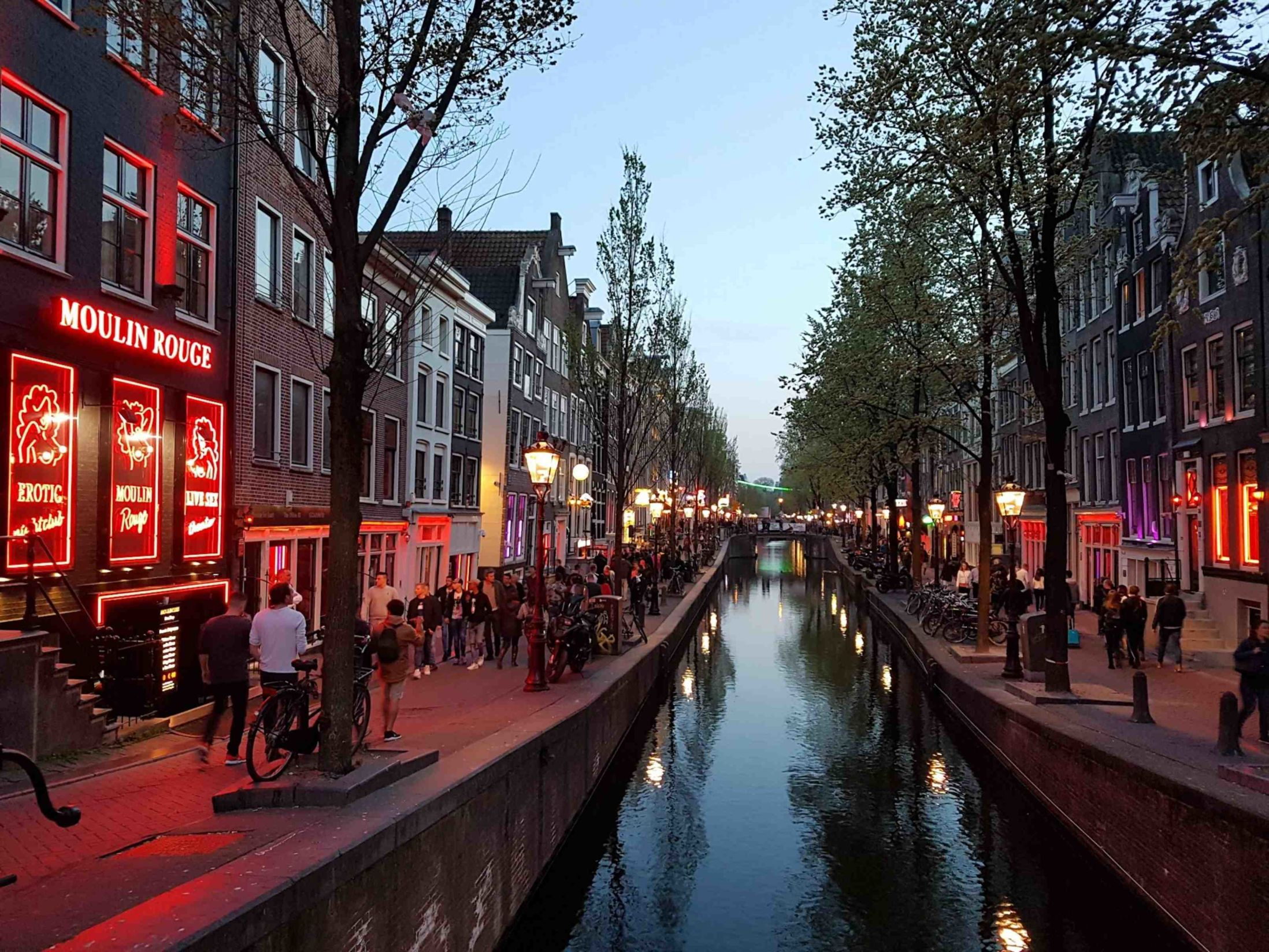 Top Attractions in Amsterdam - Red Light District
