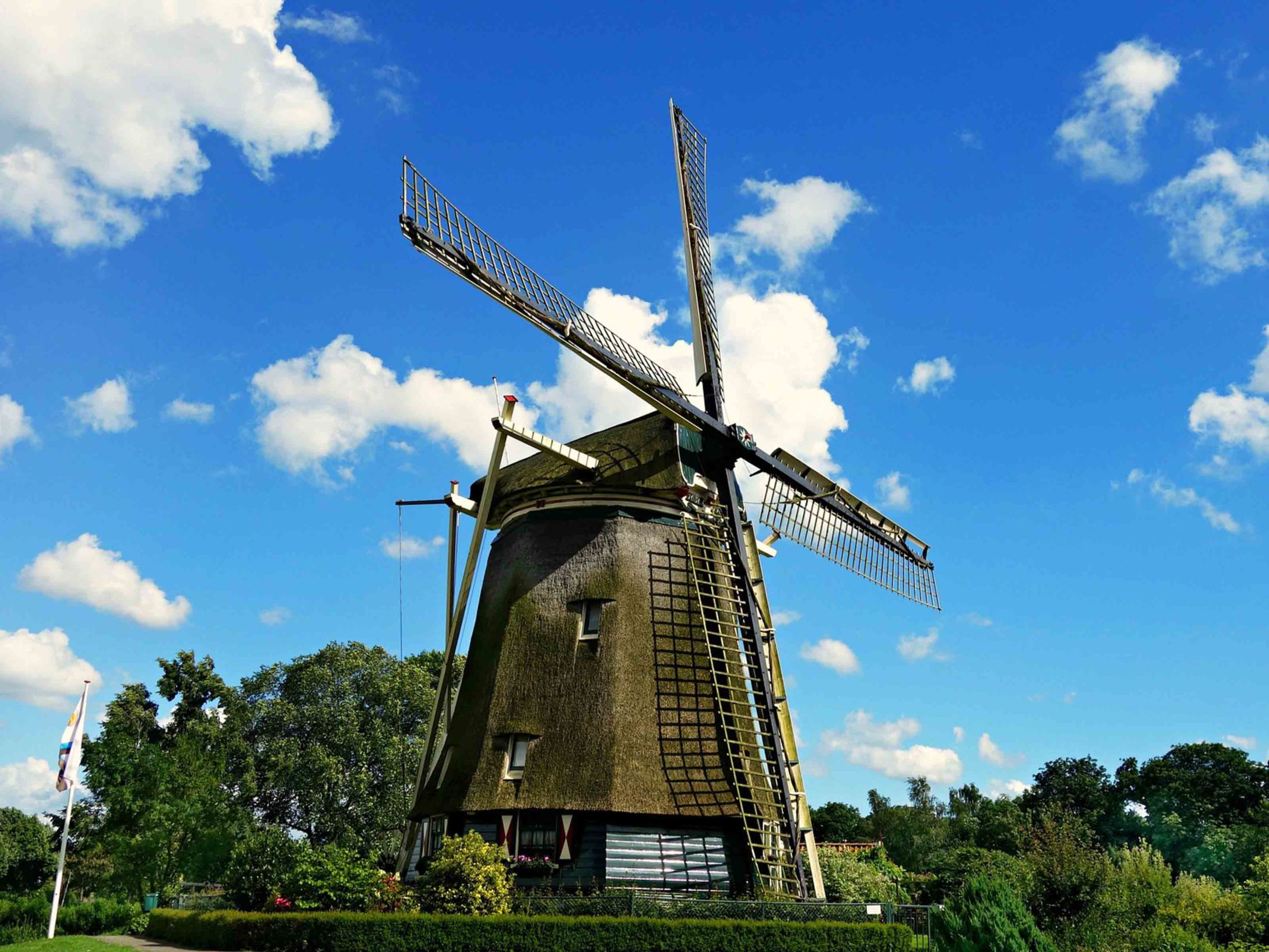 Top Attractions in Amsterdam - Windmills