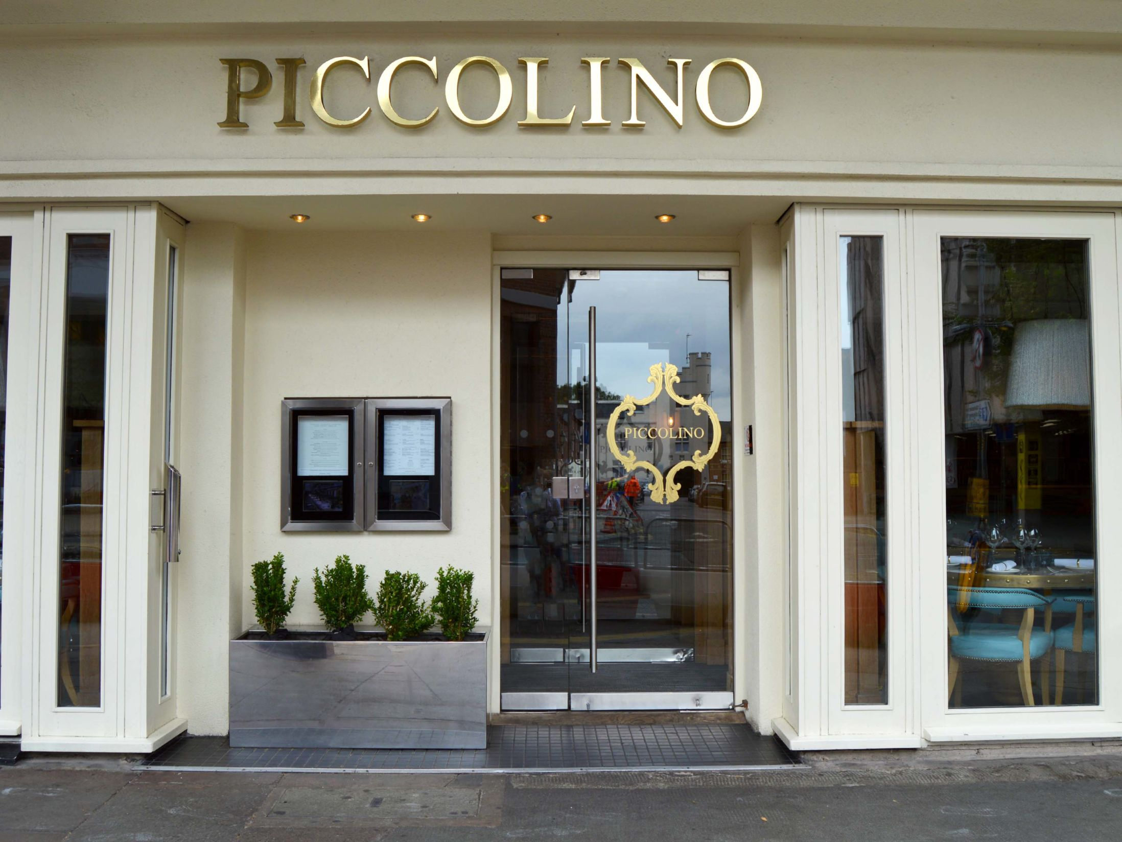 Vegan Restaurants in Chester - Piccolino