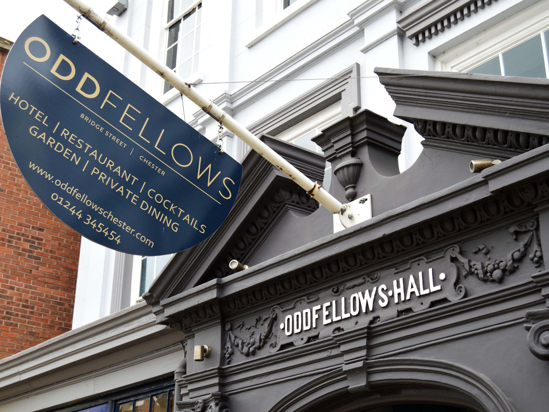 Venues in Chester for Away Days - Oddfellows