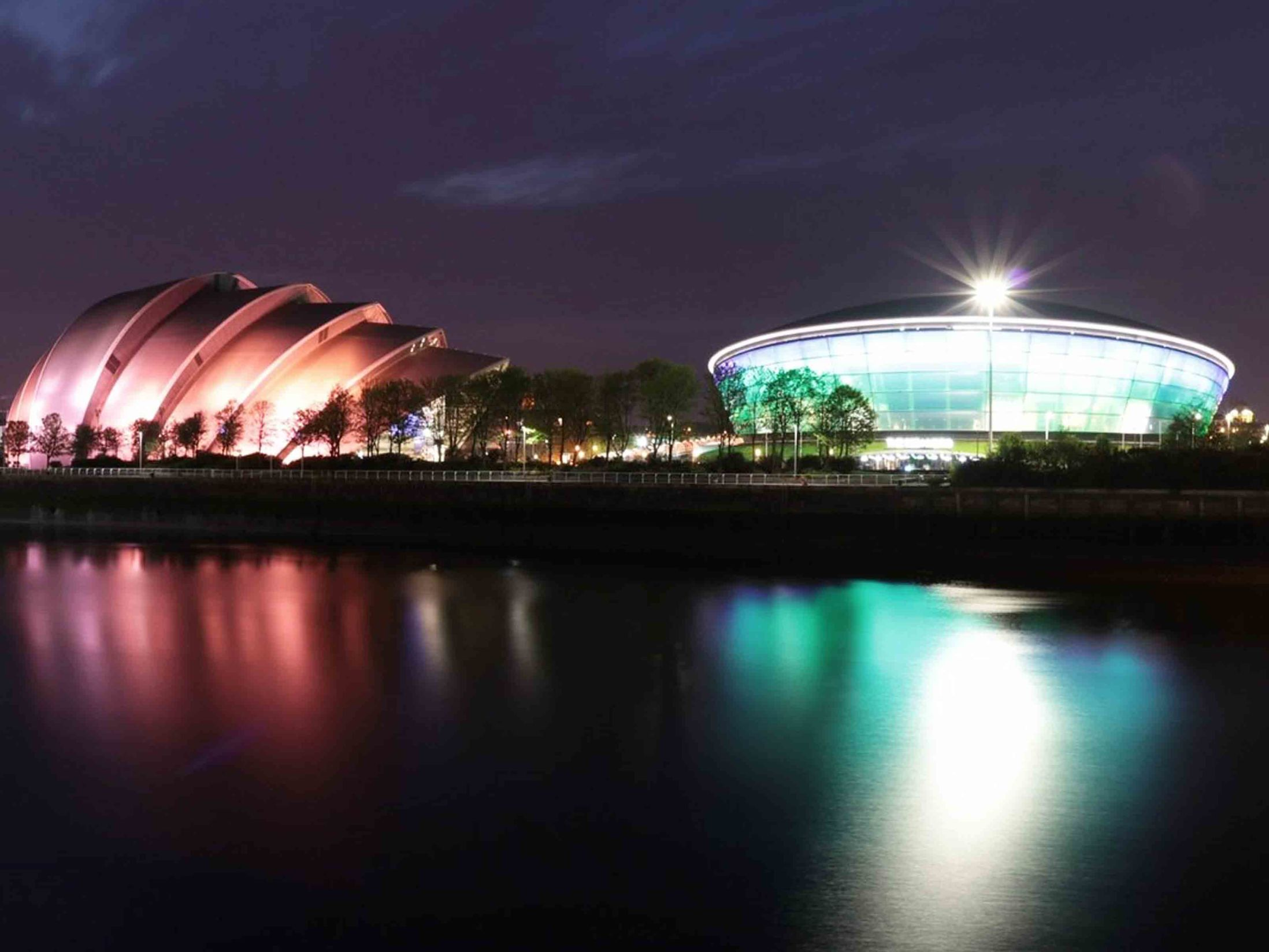 Venues in Glasgow for Team Away Days - SEC Armadillo