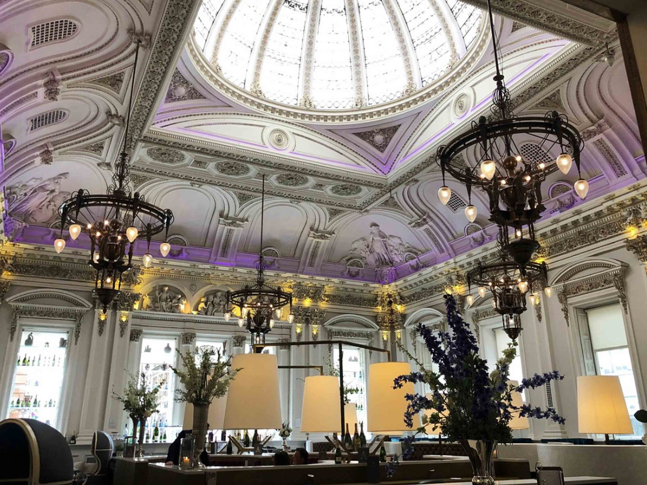 Venues in Glasgow for Team Away Days - The Corinthian Club