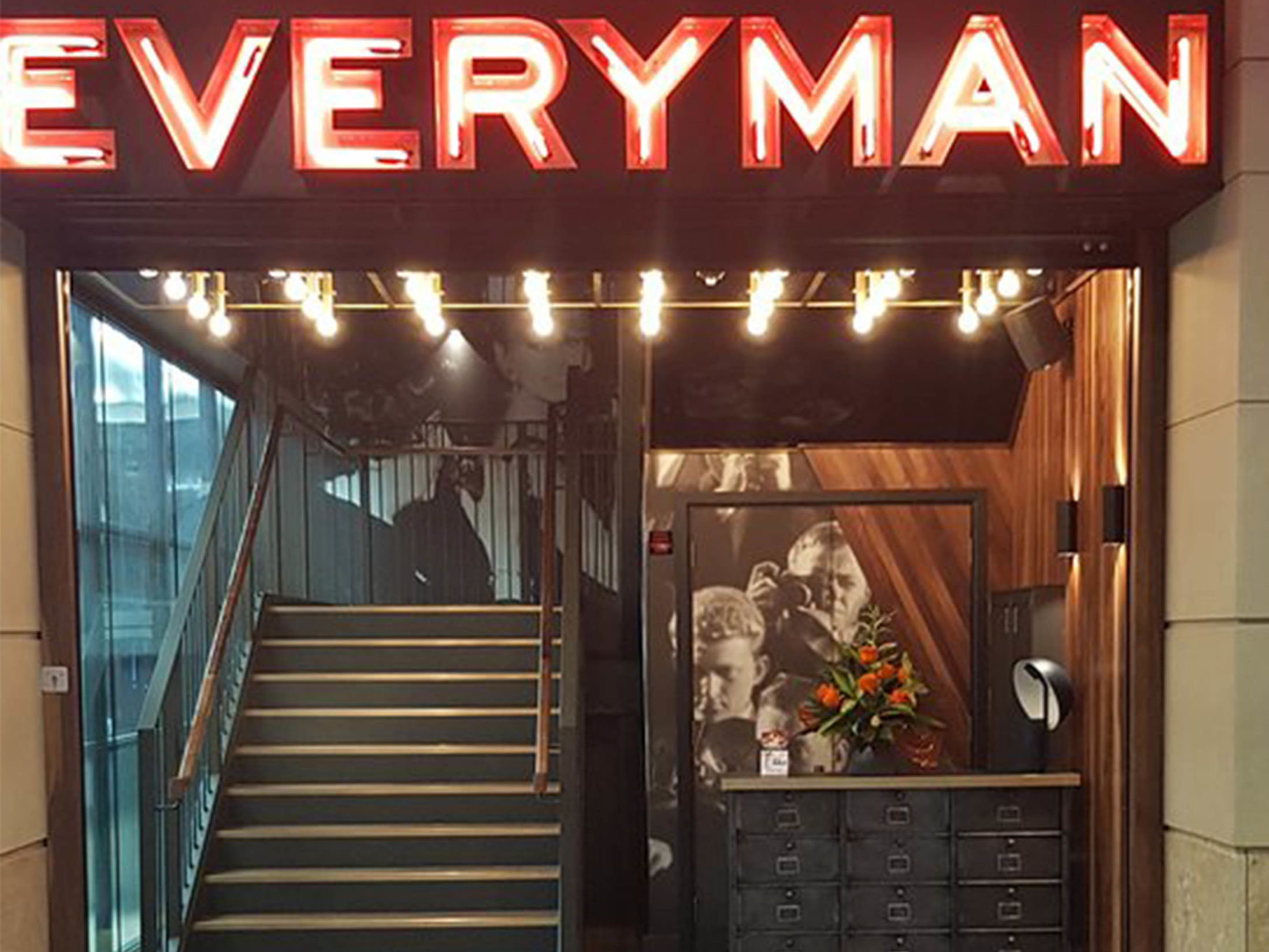 Venues in Liverpool for Team Away Days - Everyman Cinema Liverpool