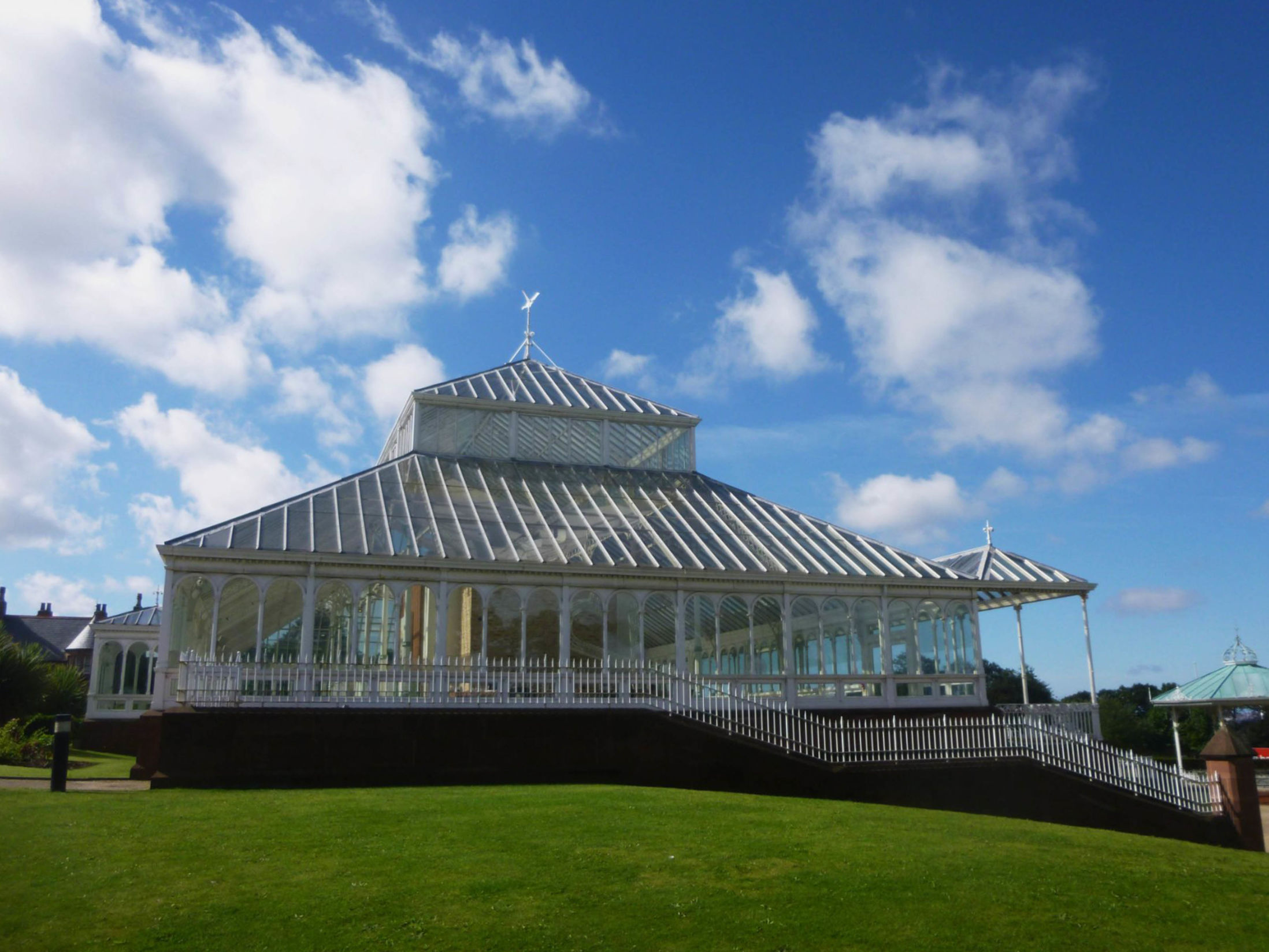 Venues in Liverpool for Team Away Days - Isla Gladstone Conservatory