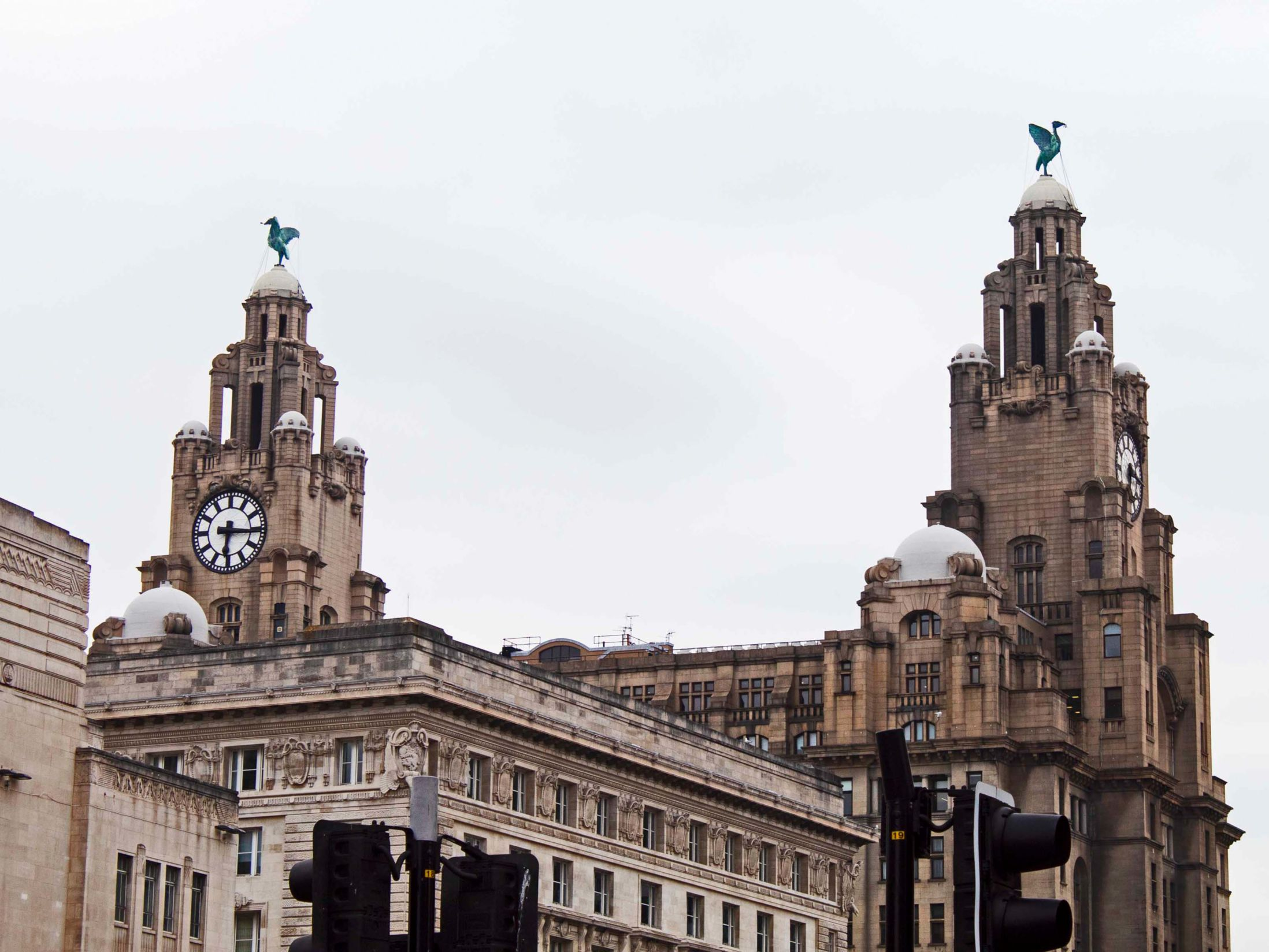 Venues in Liverpool for Team Away Days - The Royal Liver Building