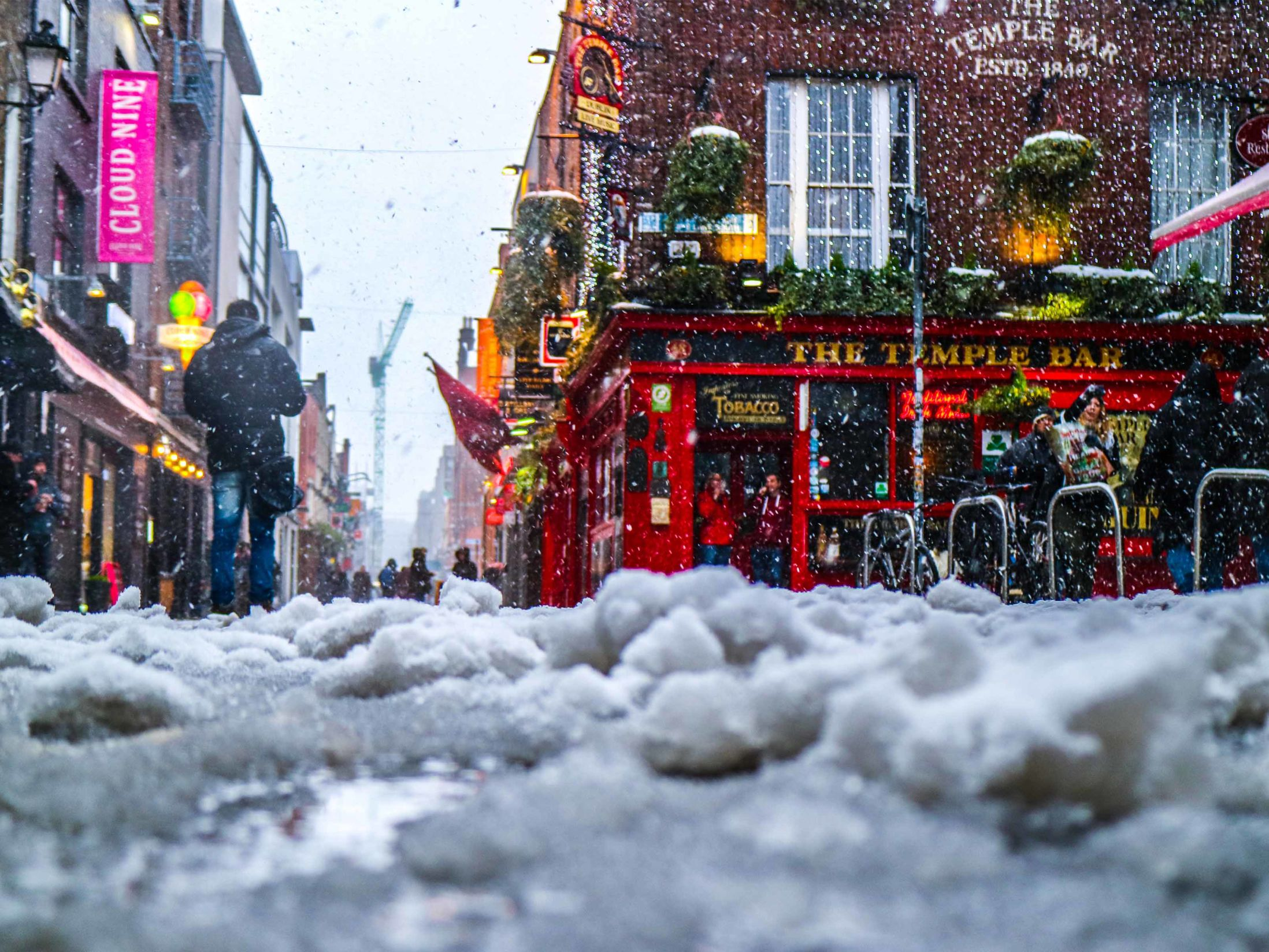 Winter Wedding Guide - Dublin