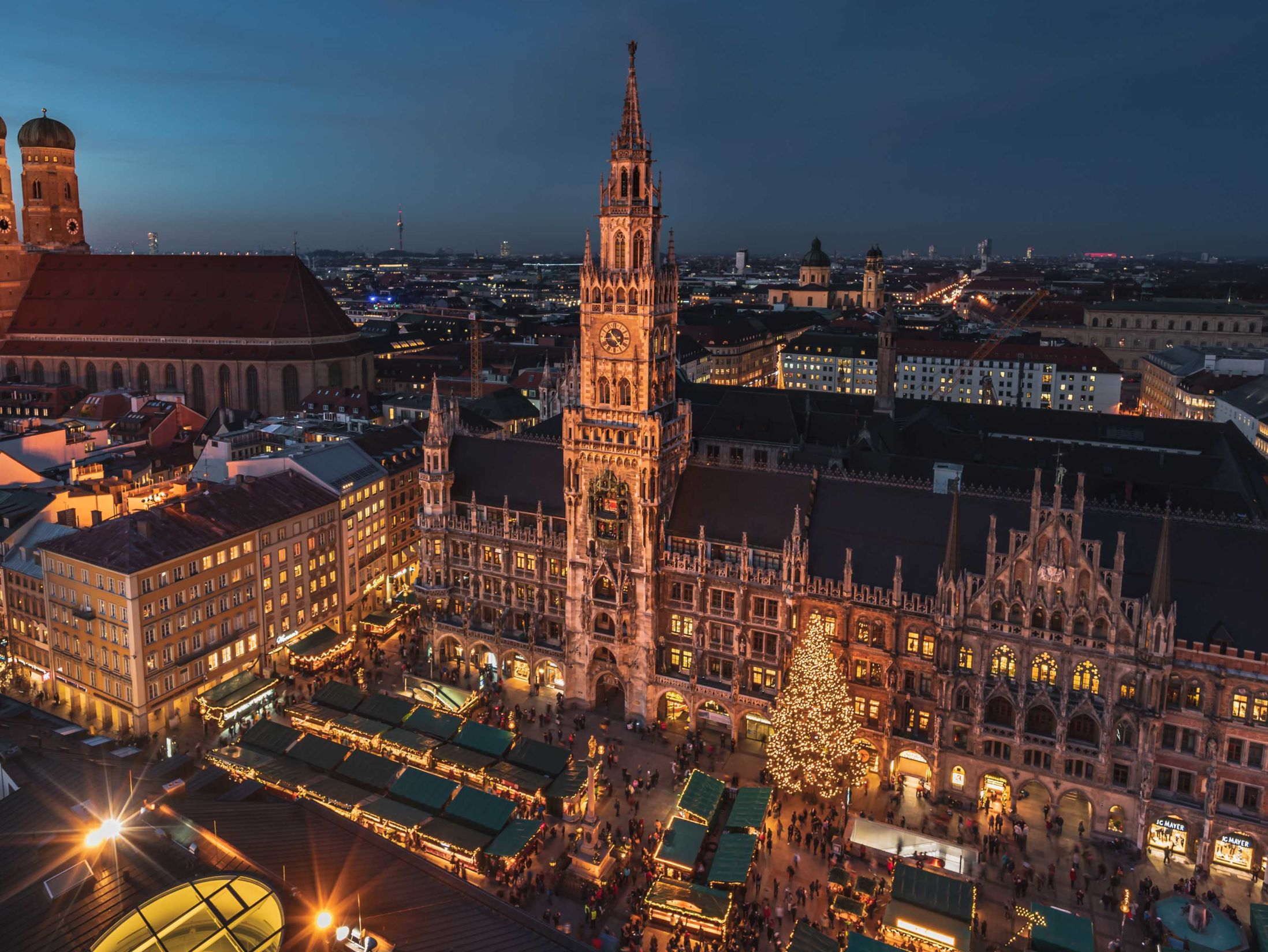 Winter Wedding Guide - Munich