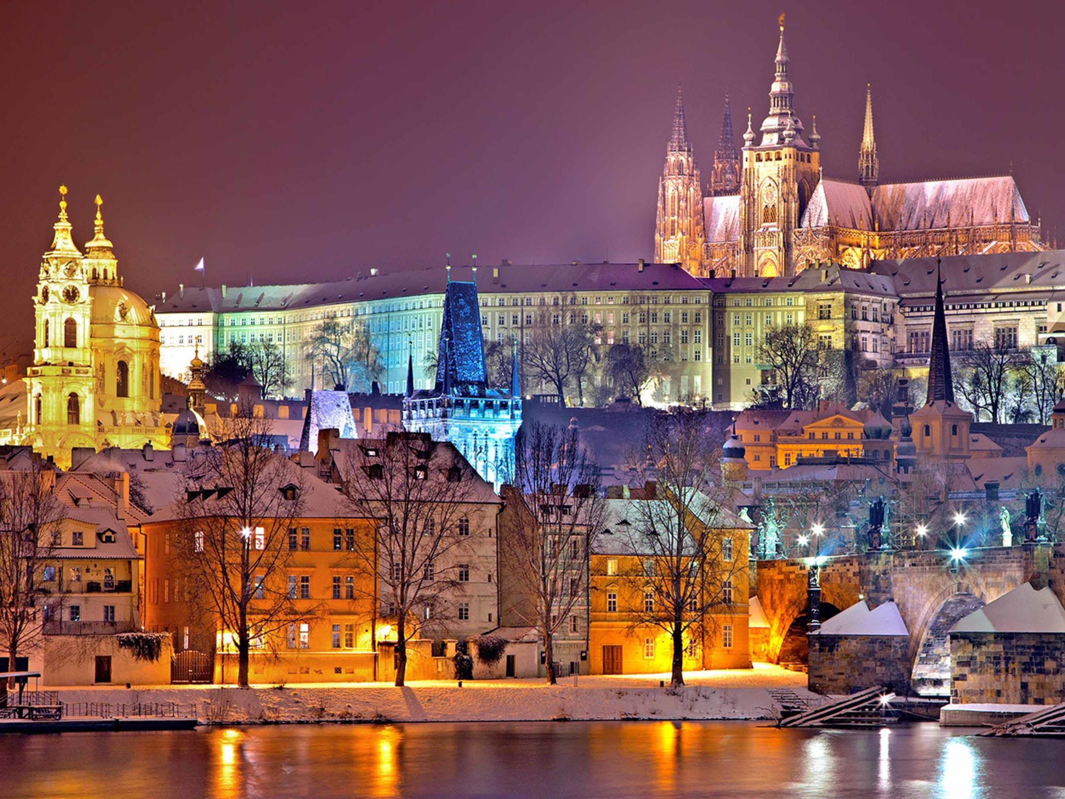 Winter Wedding Guide - Prague