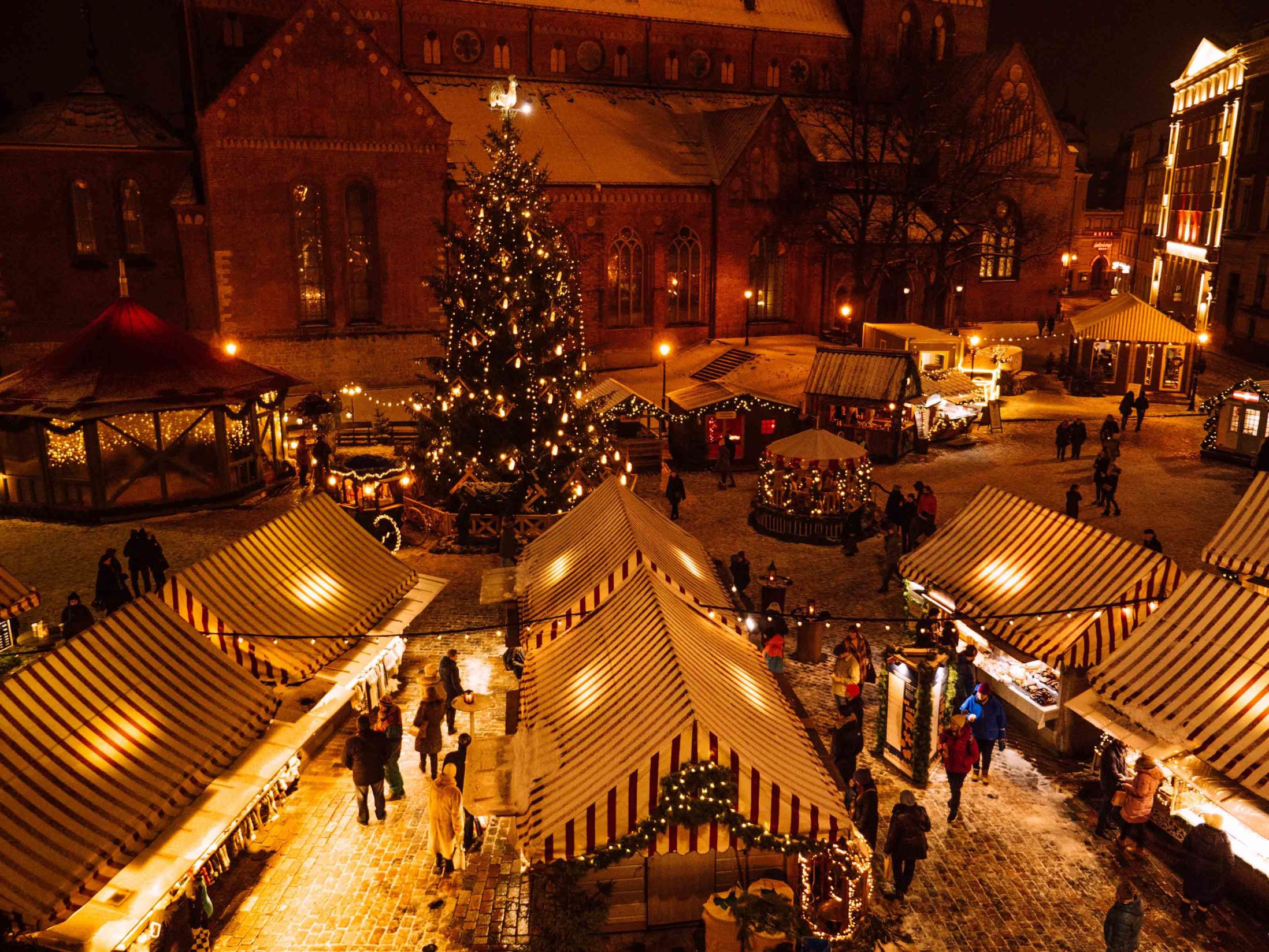 Winter Wedding Guide - Riga