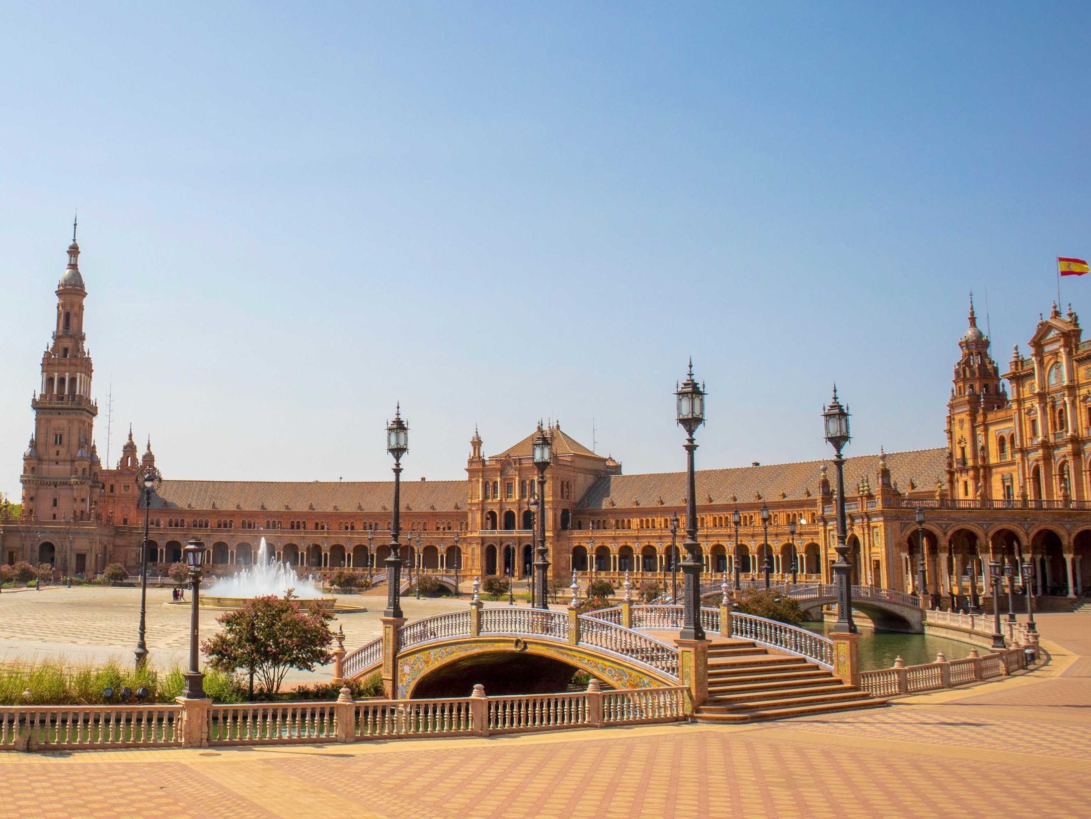 Winter Wedding Guide - Seville