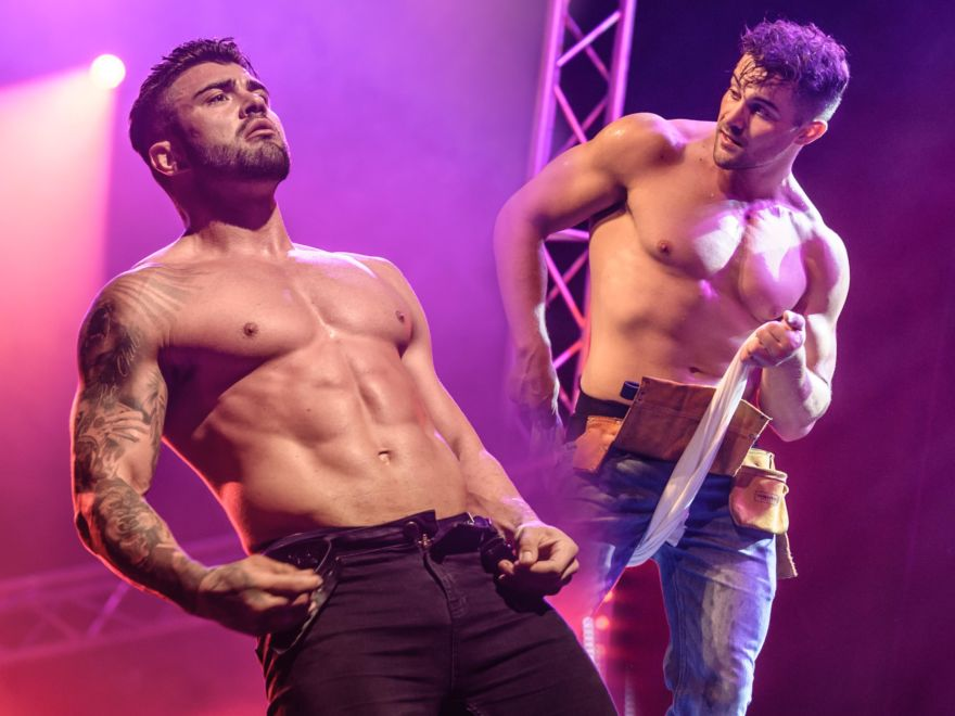 Dreamboys Hen Night
