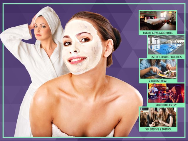 Spa Pamper Hen Night