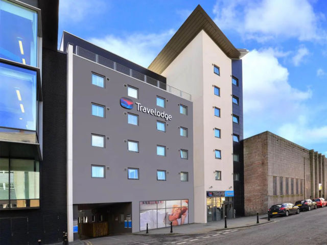 Travelodge Aberdeen Justice Mill Lane