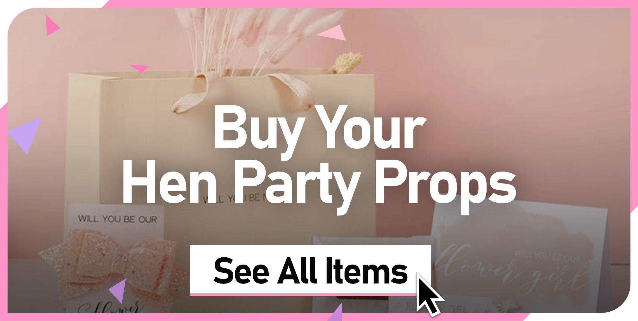 Buy Your Hen Party Props