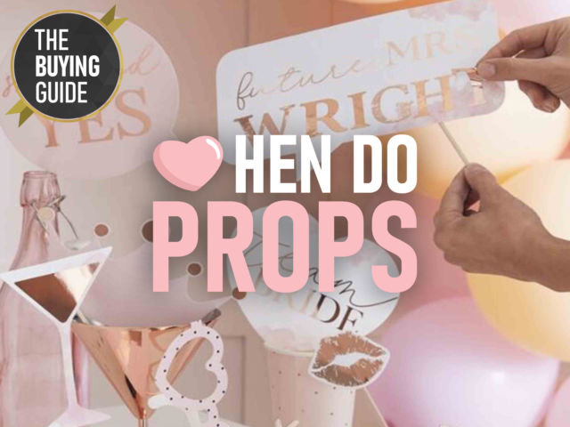 Hen Party Props - The Buying Guide
