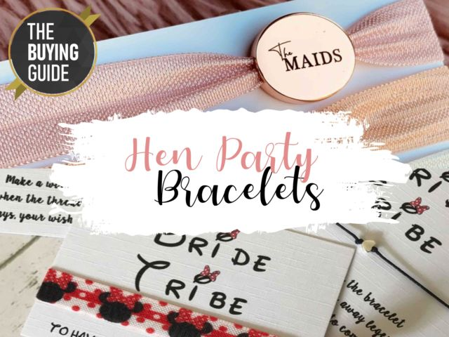 Hen Party Bracelets – The Buying Guide
