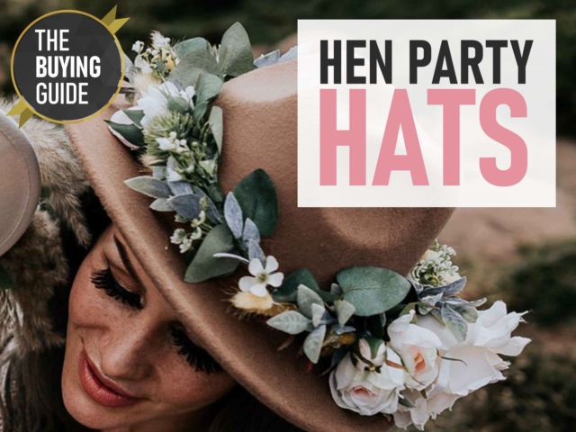 Hen Party Hats & Headwear – The Buying Guide