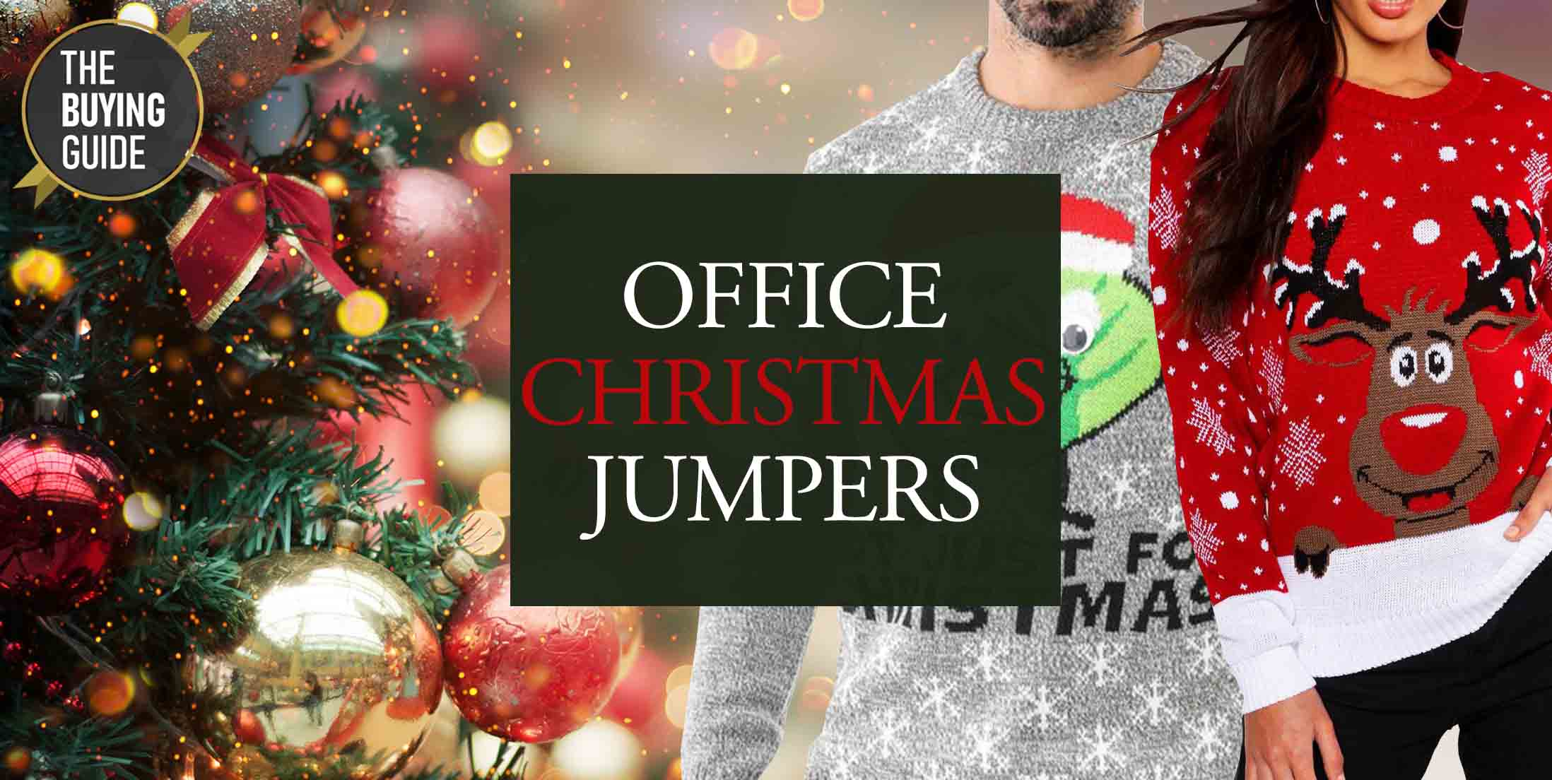Office Christmas Jumpers