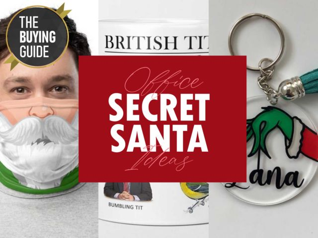 Secret Santa Gifts The Buying Guide