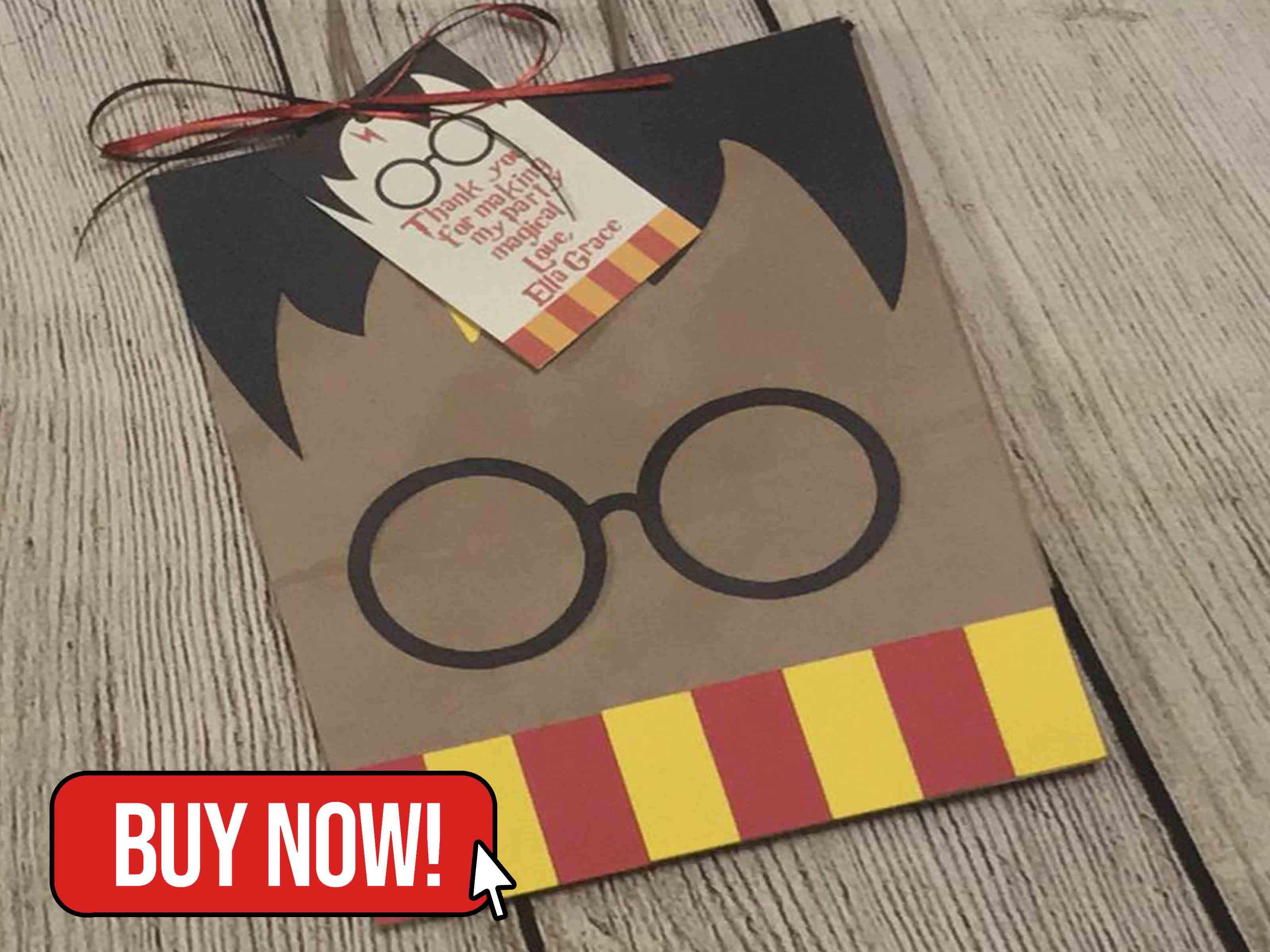 Harry Potter Treat Bags