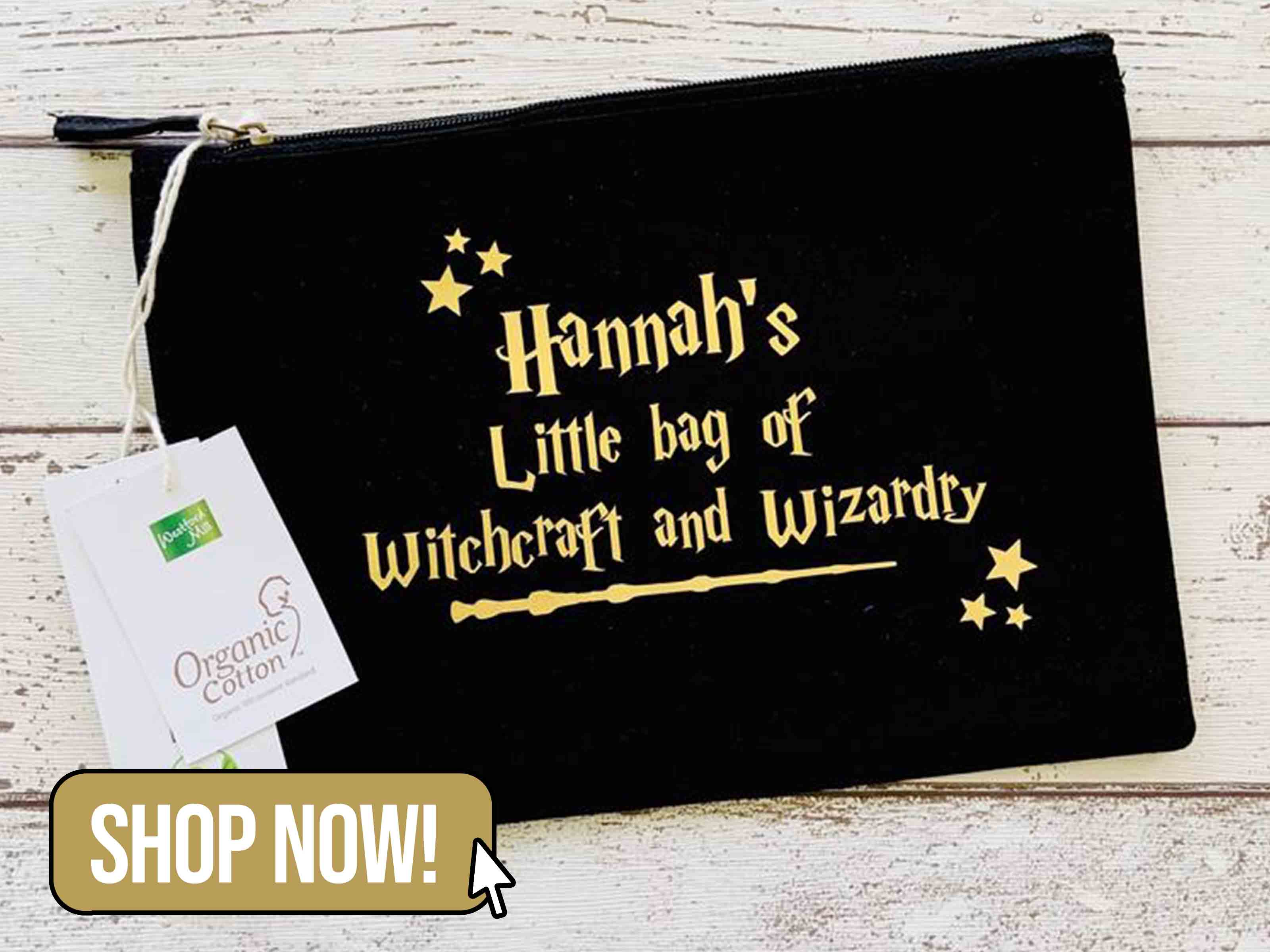 Harry Potter Party Pouch
