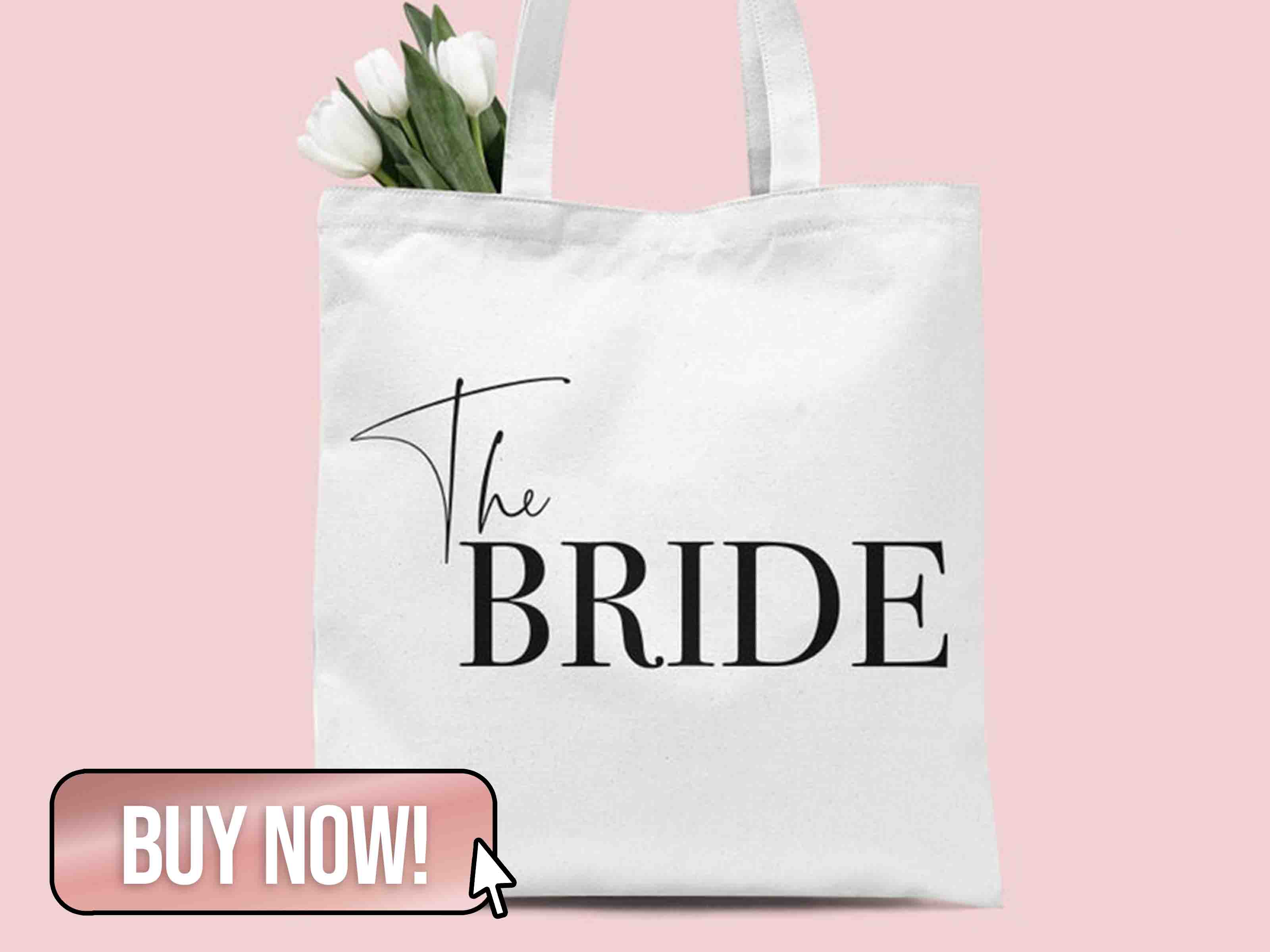 The Bride Tote - TeamHen