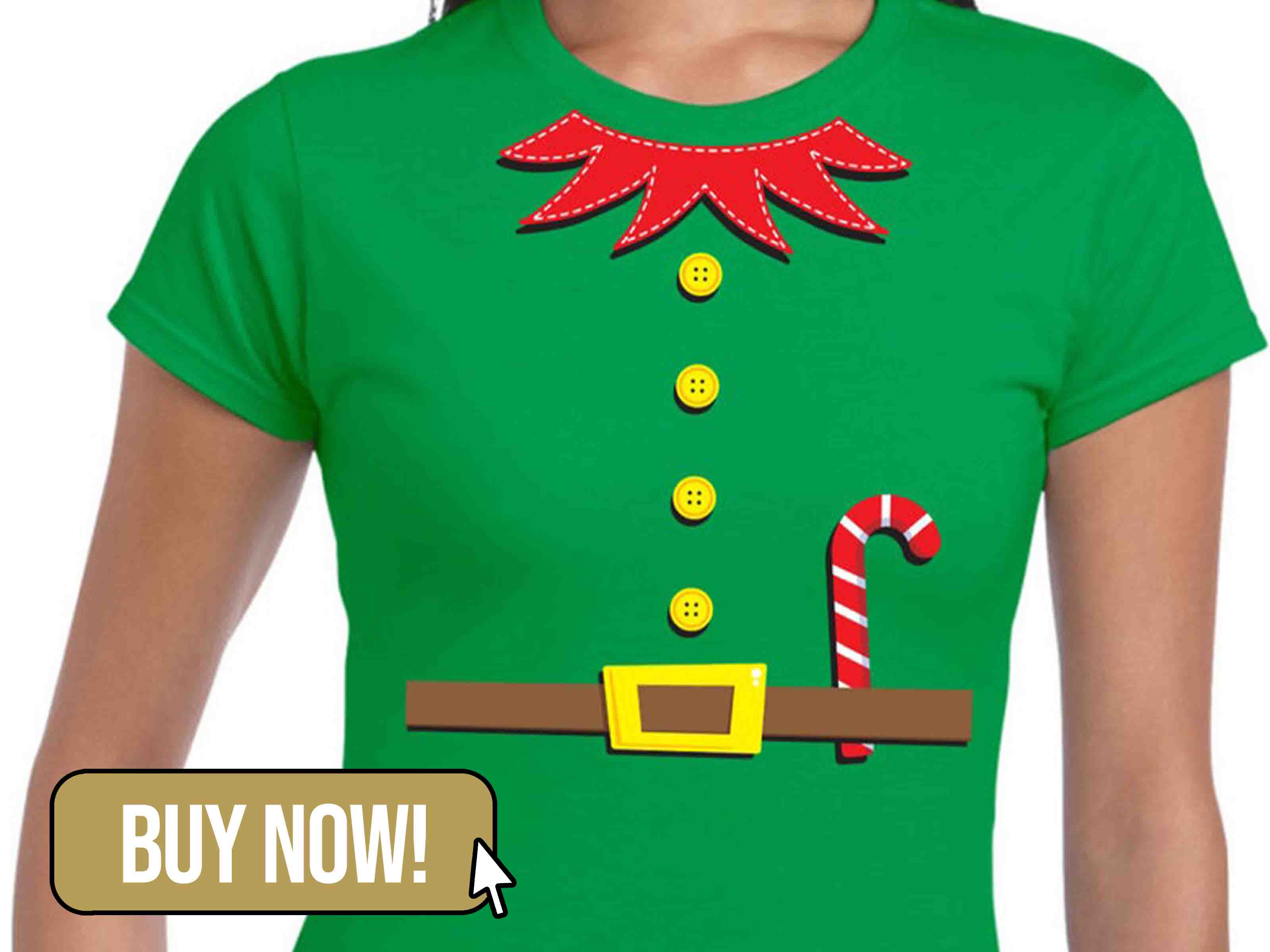 Elf Womans T Shirt