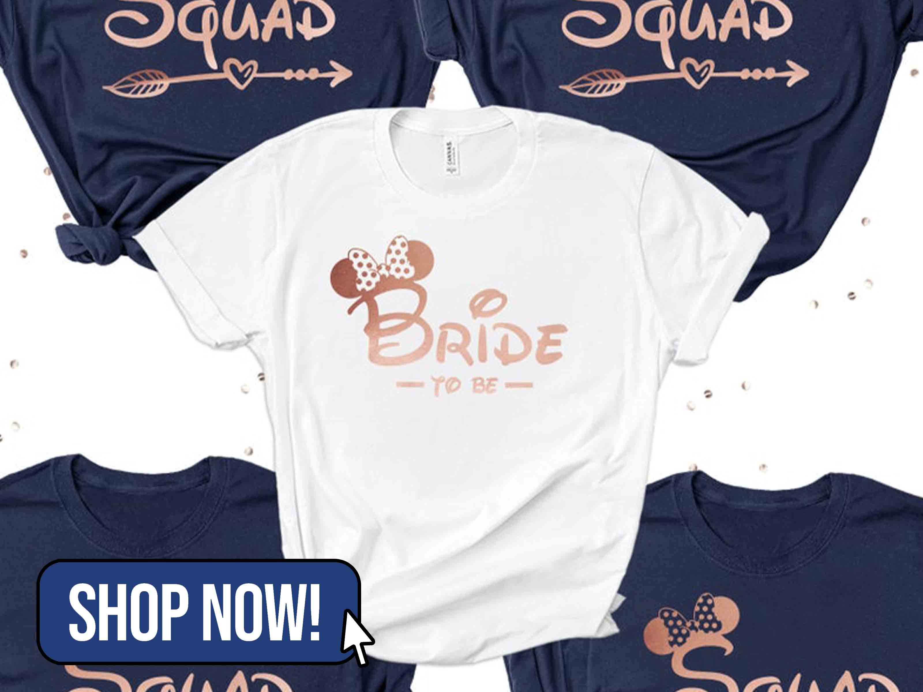 Disney Bride Squad