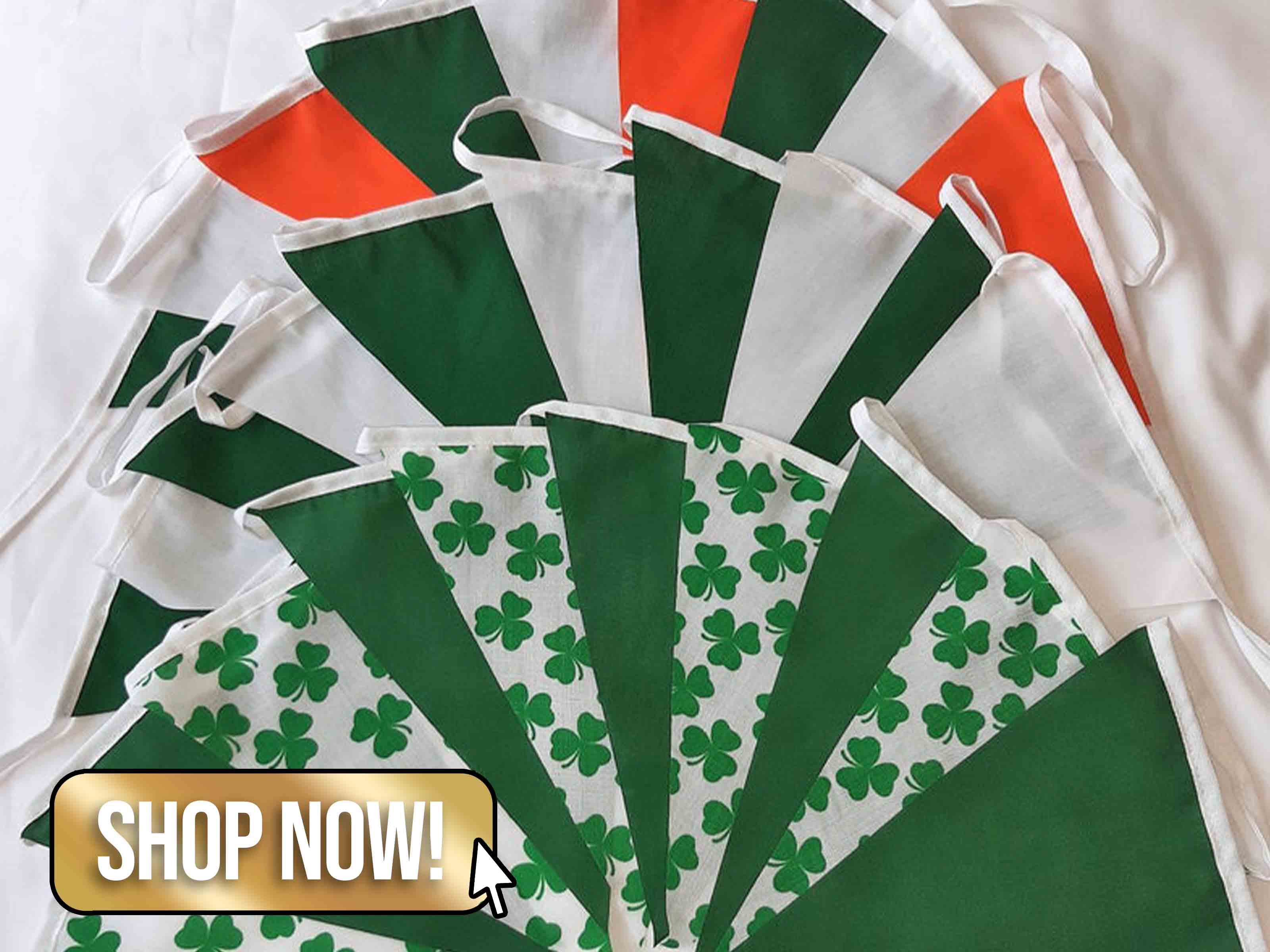 St Patricks Day Bunting