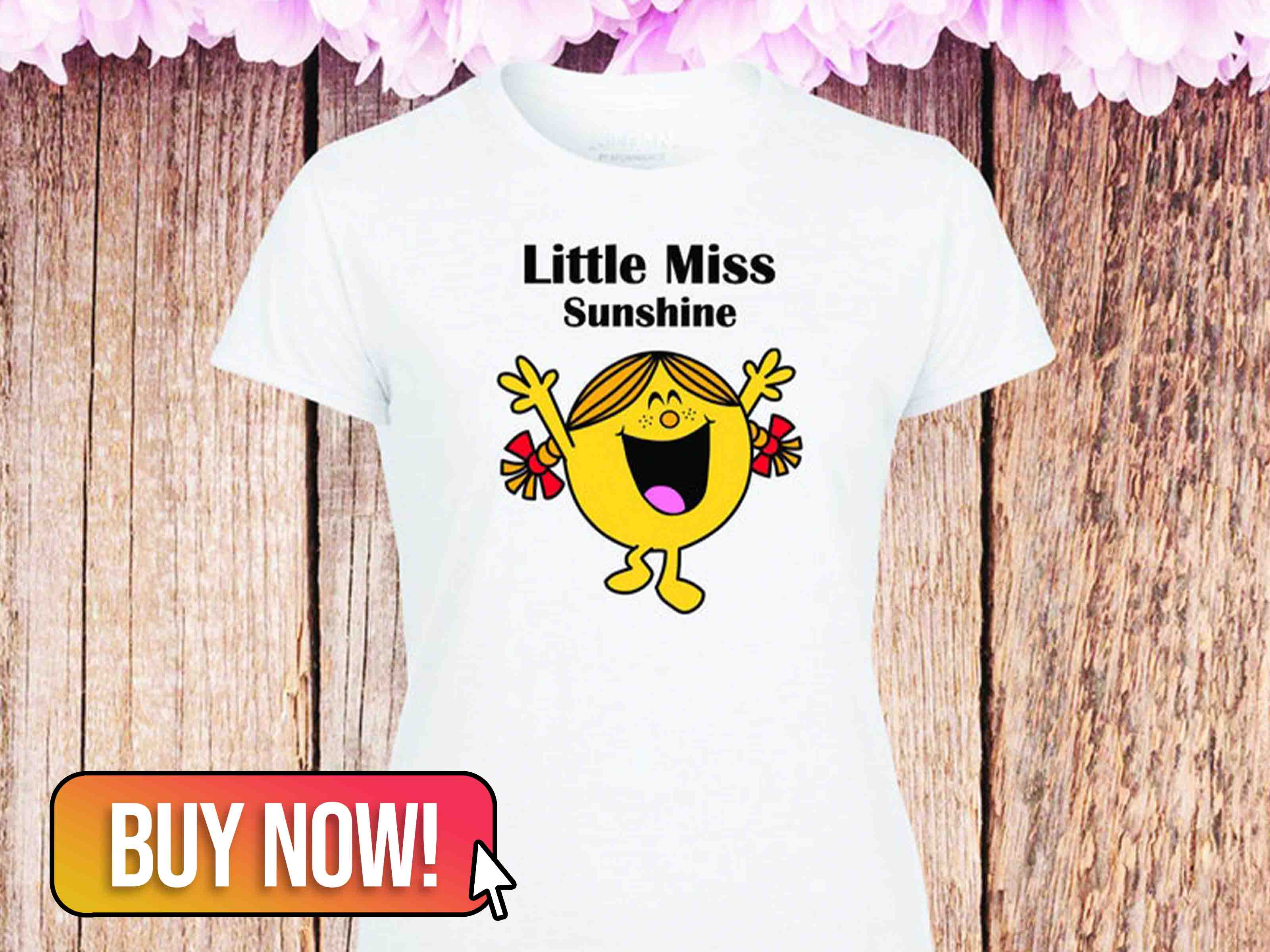Little Miss Sunshine T Shirt