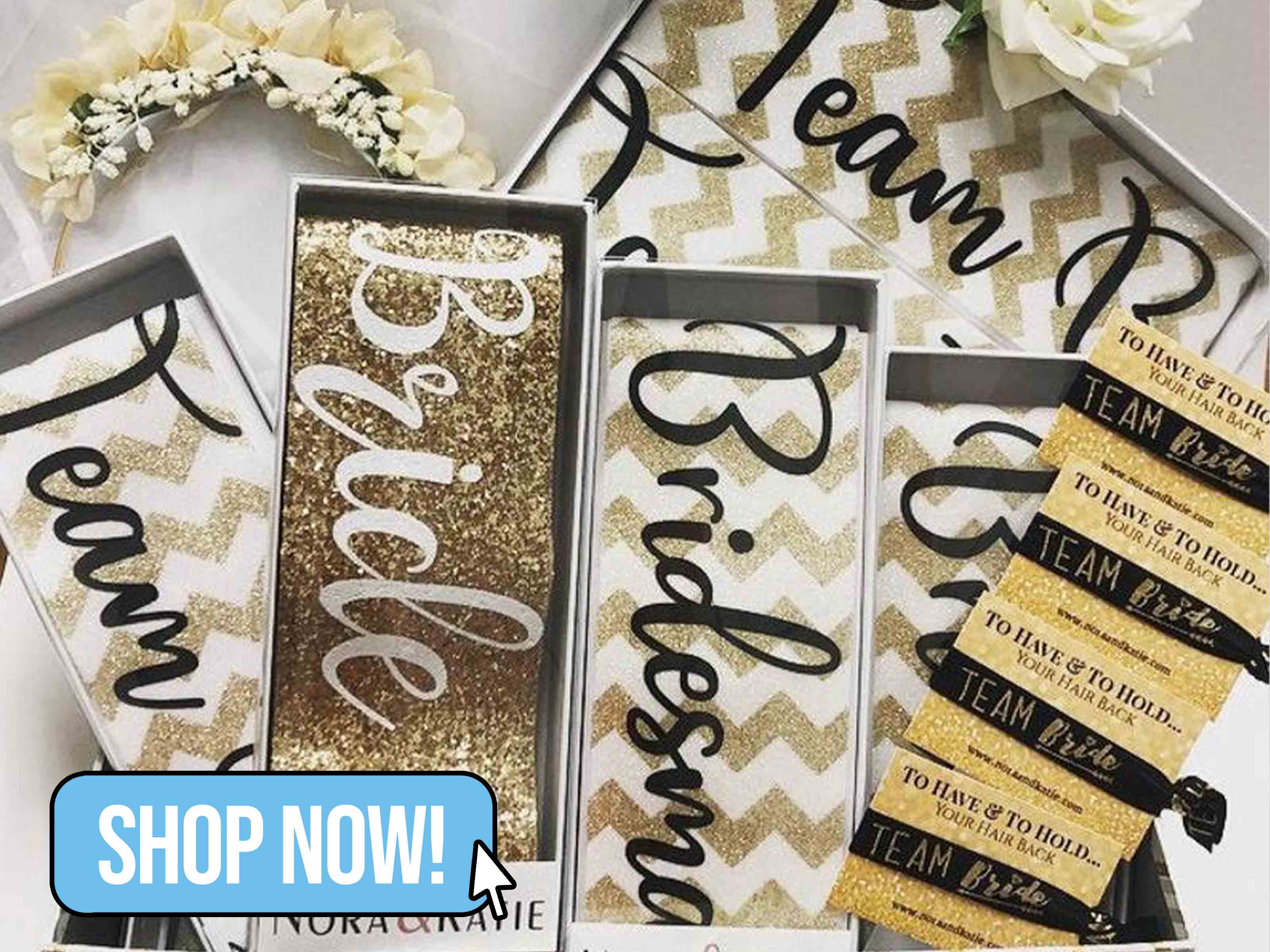 Bride To Be Sash Bundle - NoraKatie