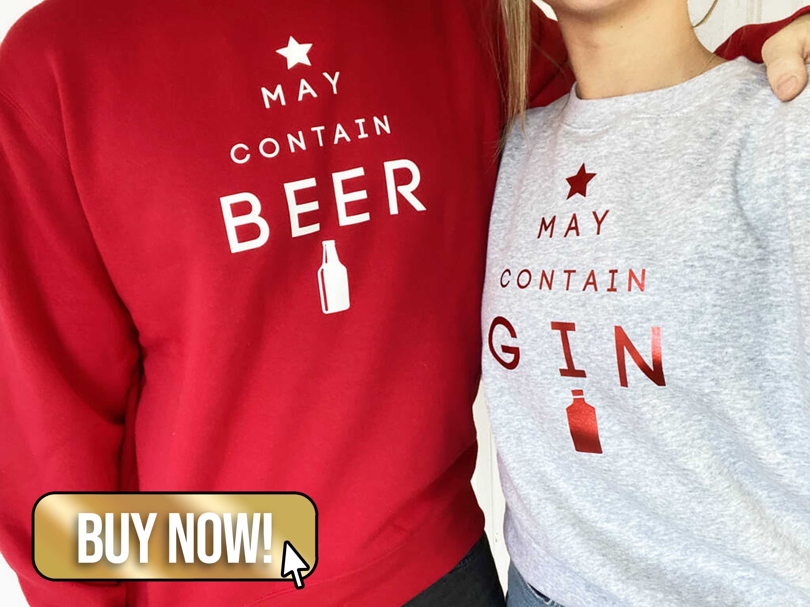 Gin And Beer Jumpers