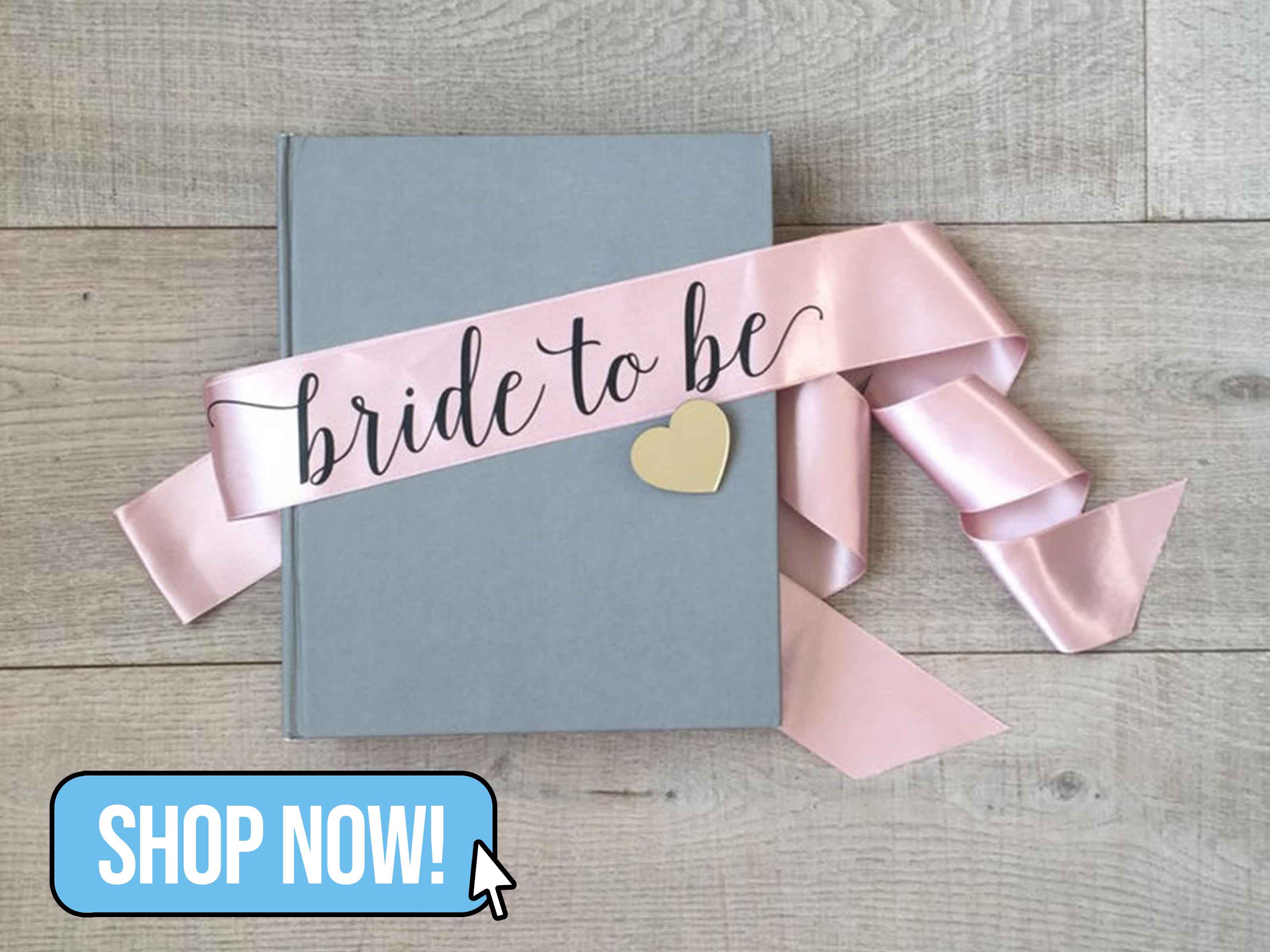 Bride To Be Sash - HopStudio