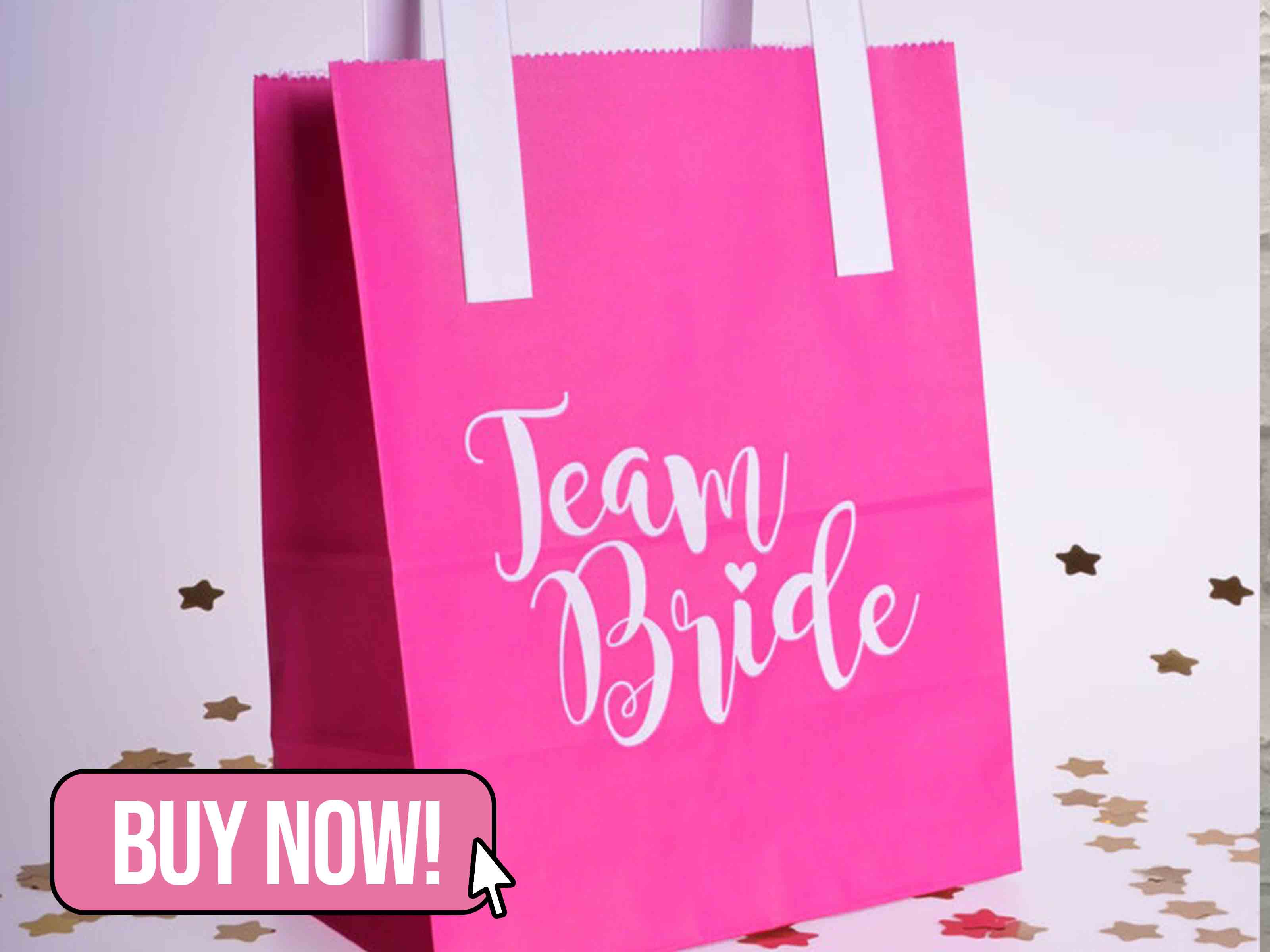 Team Bride Hen Party Bags - AllTiedUpUK