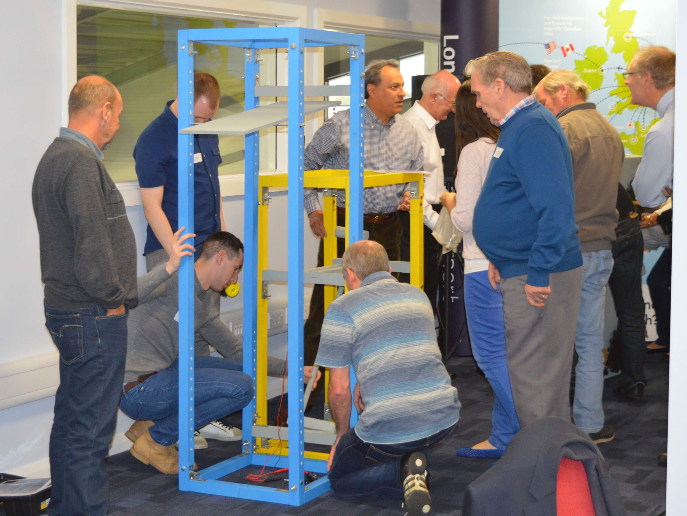 Indoor Team Building Activities in Wolverhampton