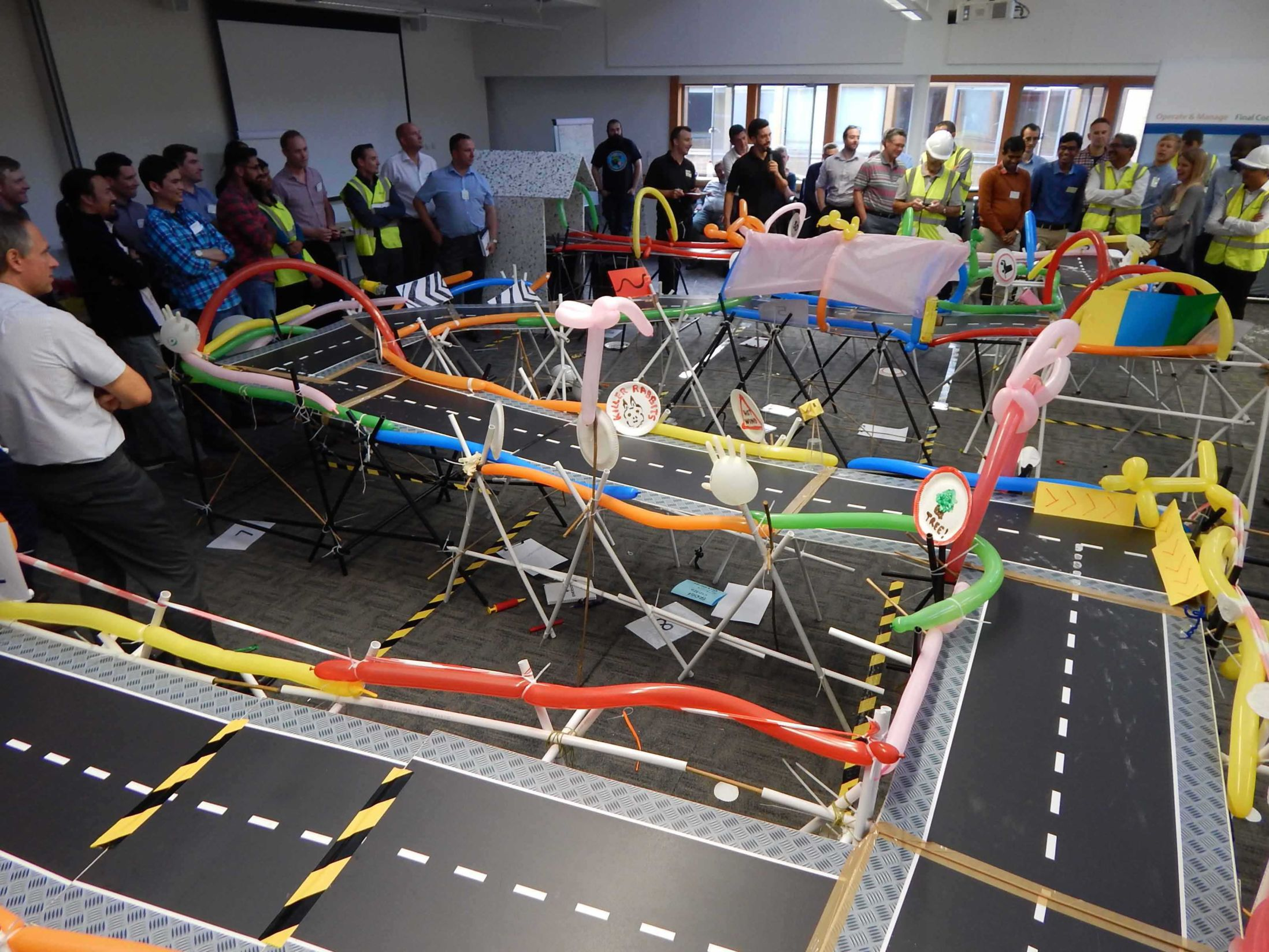 Indoor Team Building Events in Exeter