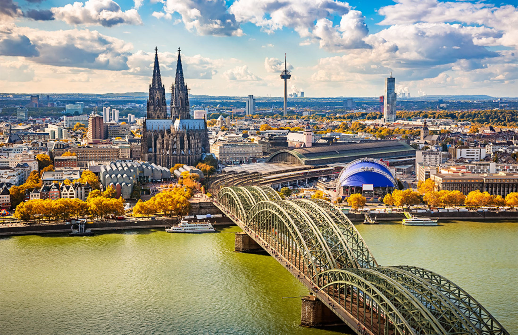 Cologne Stag Party