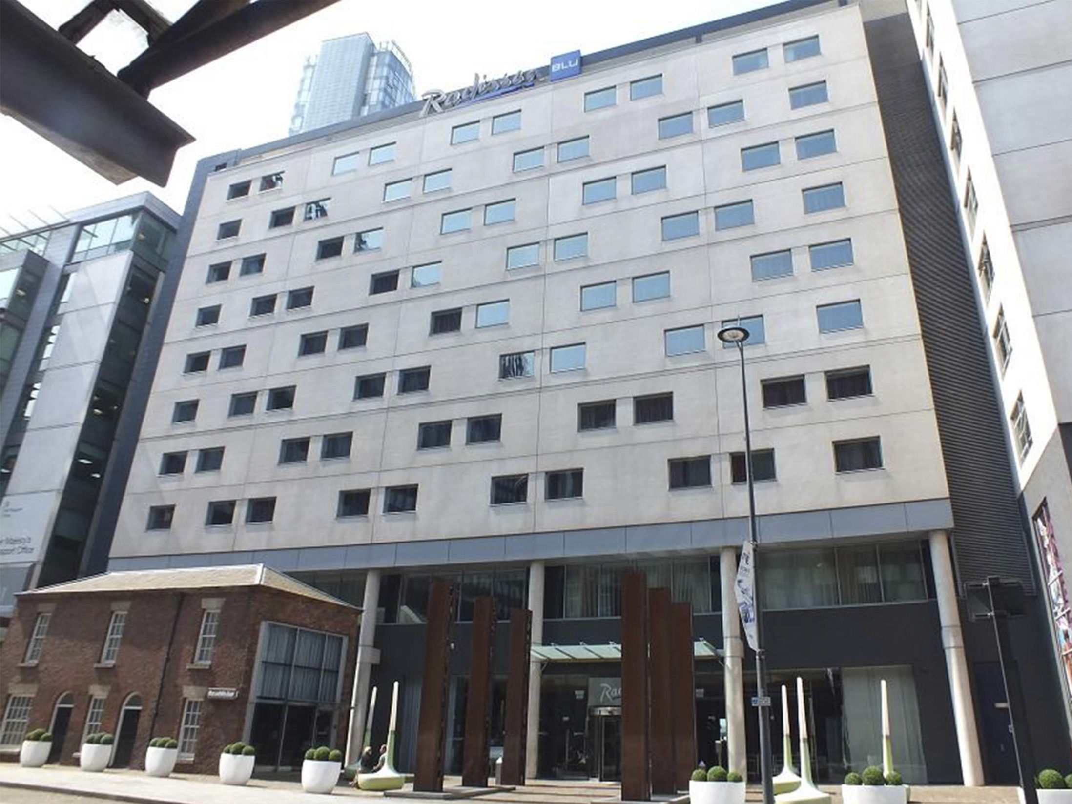 Radisson Blu Hotel - Best Hotels in Liverpool