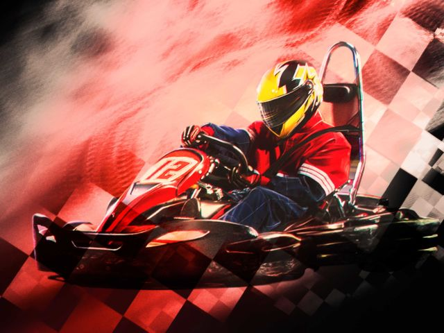 Deluxe Indoor Karting Grand Prix