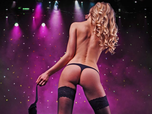 Strip Club & Stage Show for Stag