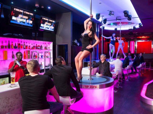 Idea and milton keynes strip club