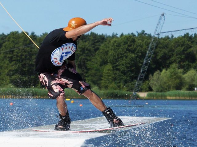 Water Ski & Wake Boarding