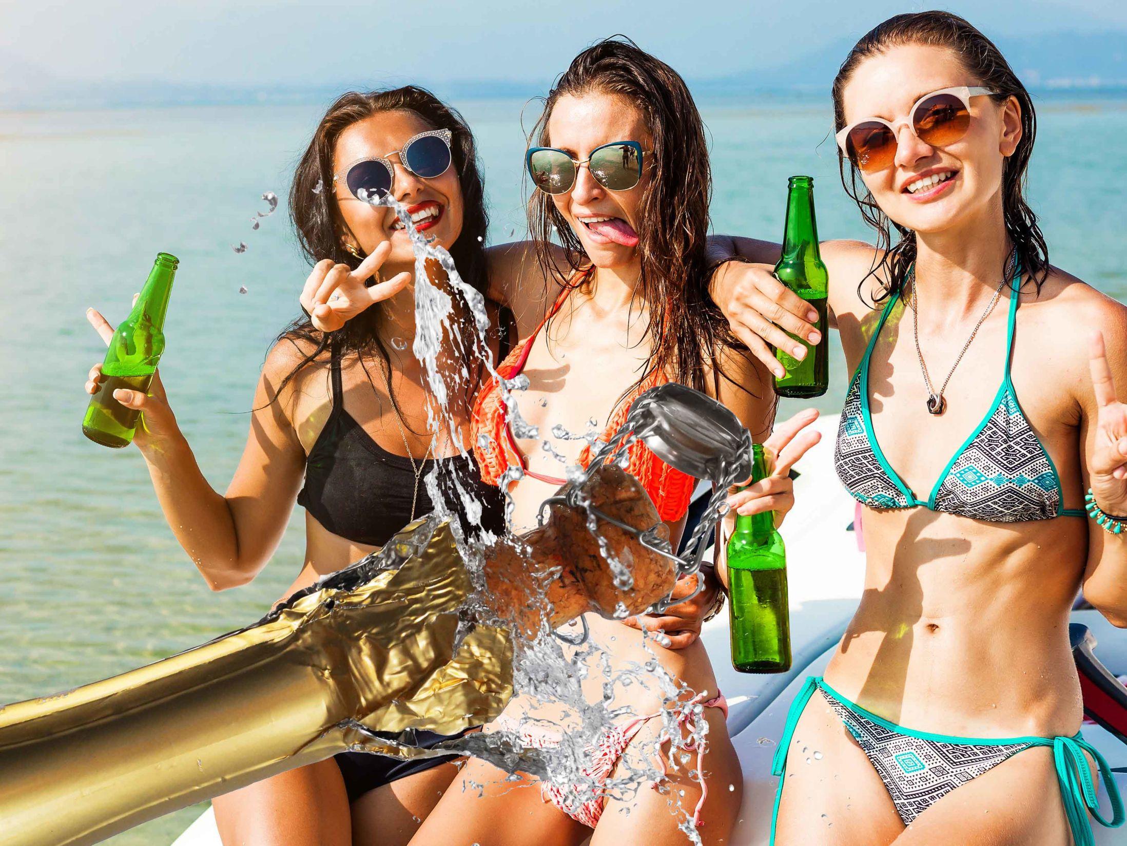 Ibiza strip miss